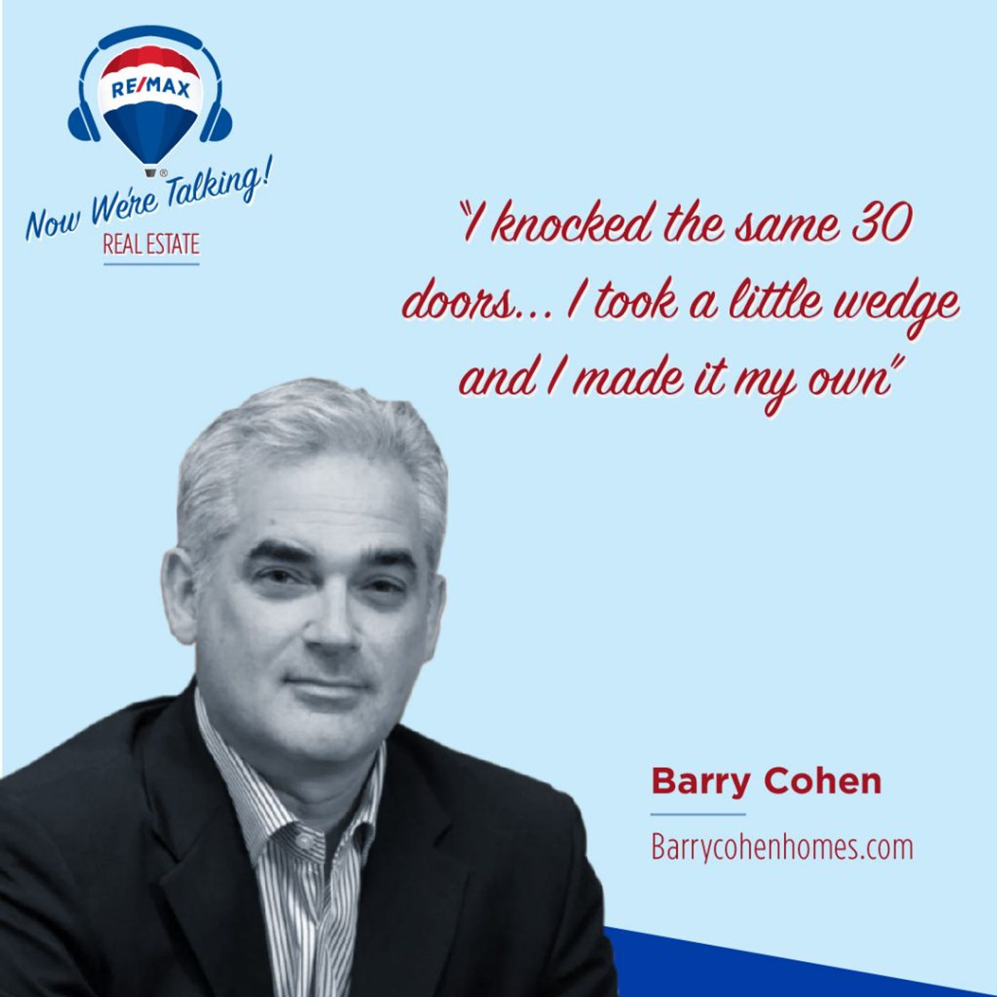 """The Teacher Becomes the Student: Zen and the Art of Selling Luxury with Barry Cohen."""