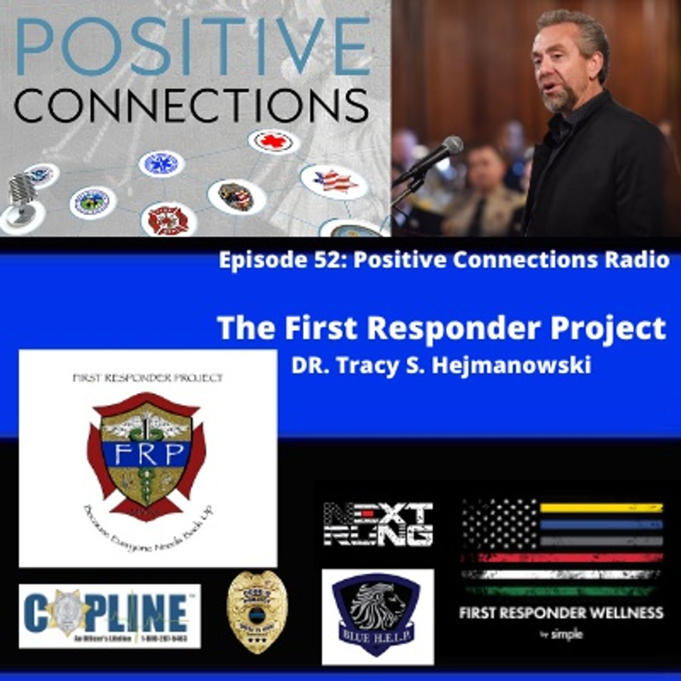 The First Responder Project: Dr. Tracy S. Hejmanowski