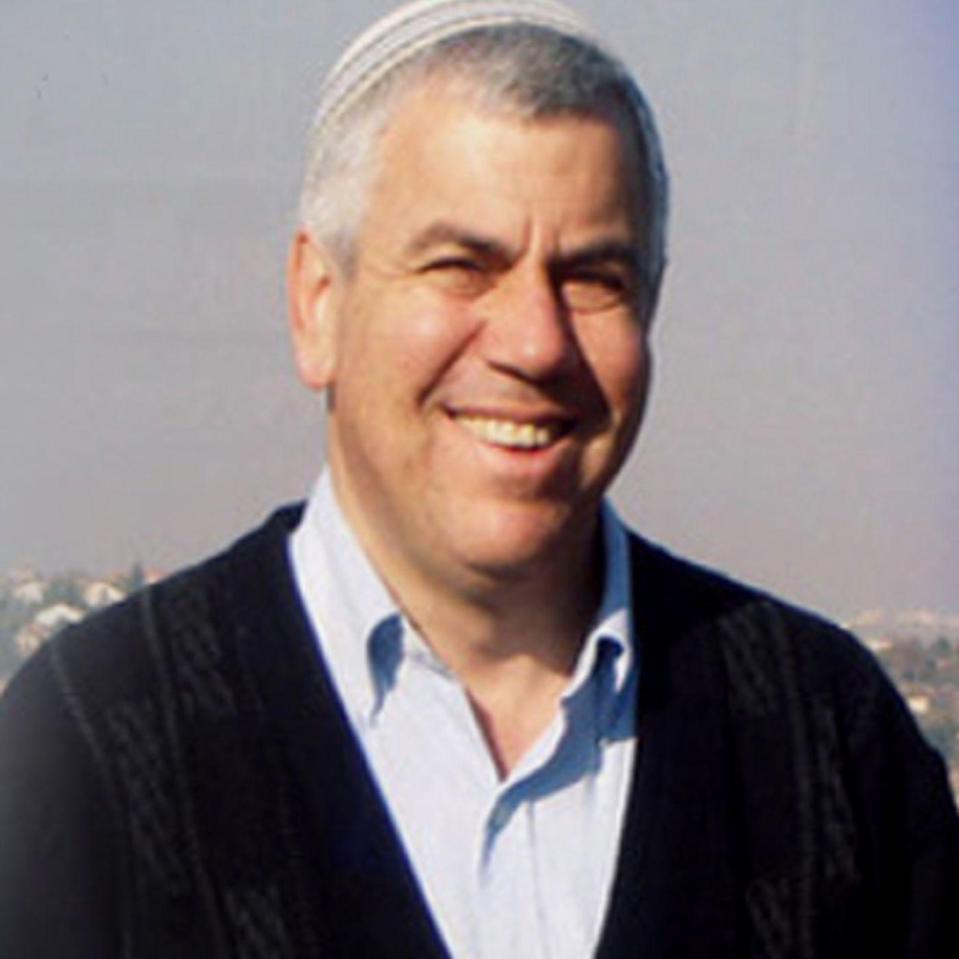 David Rubin Fmr Mayor of Samaria on: Iran, Israel & Trump (ep#1-18/20)