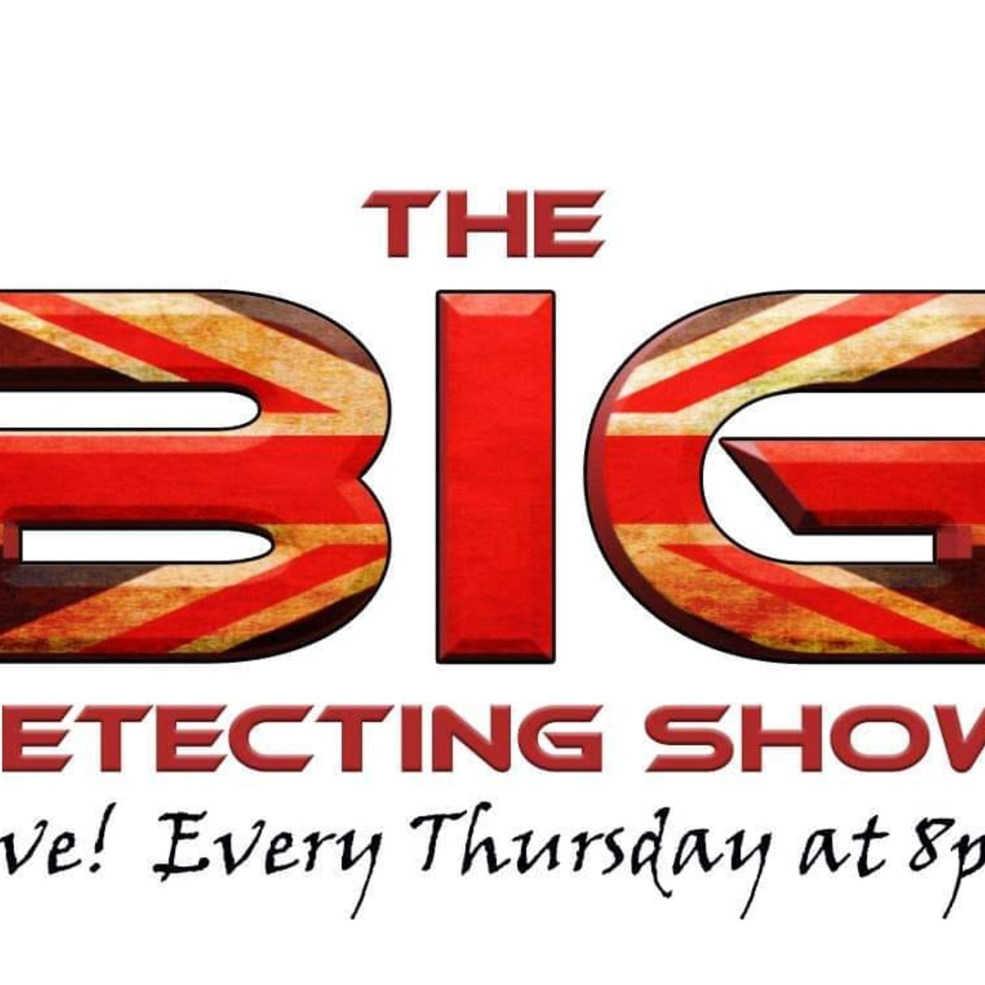 River Hunters Gary Bankhead in the BIG Detecting show