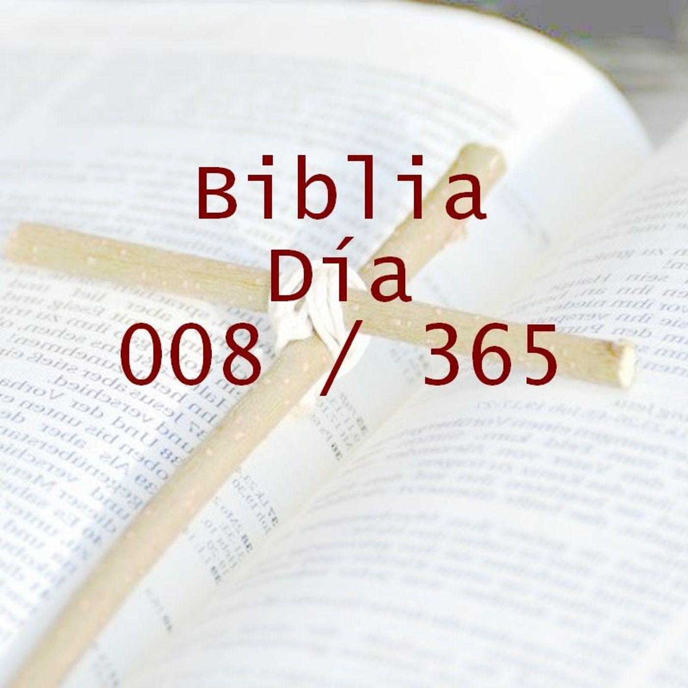 365 dias para la Biblia - Dia 008
