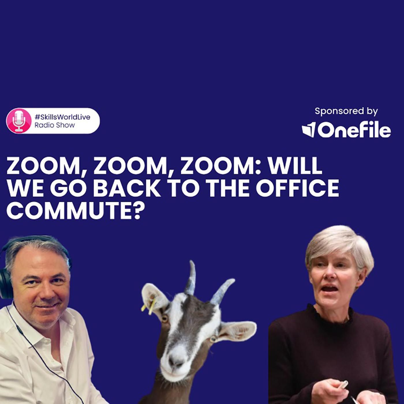 Zoom, Zoom, Zoom: Will we go back to the office commute? #SkillsWorldLive 3.3