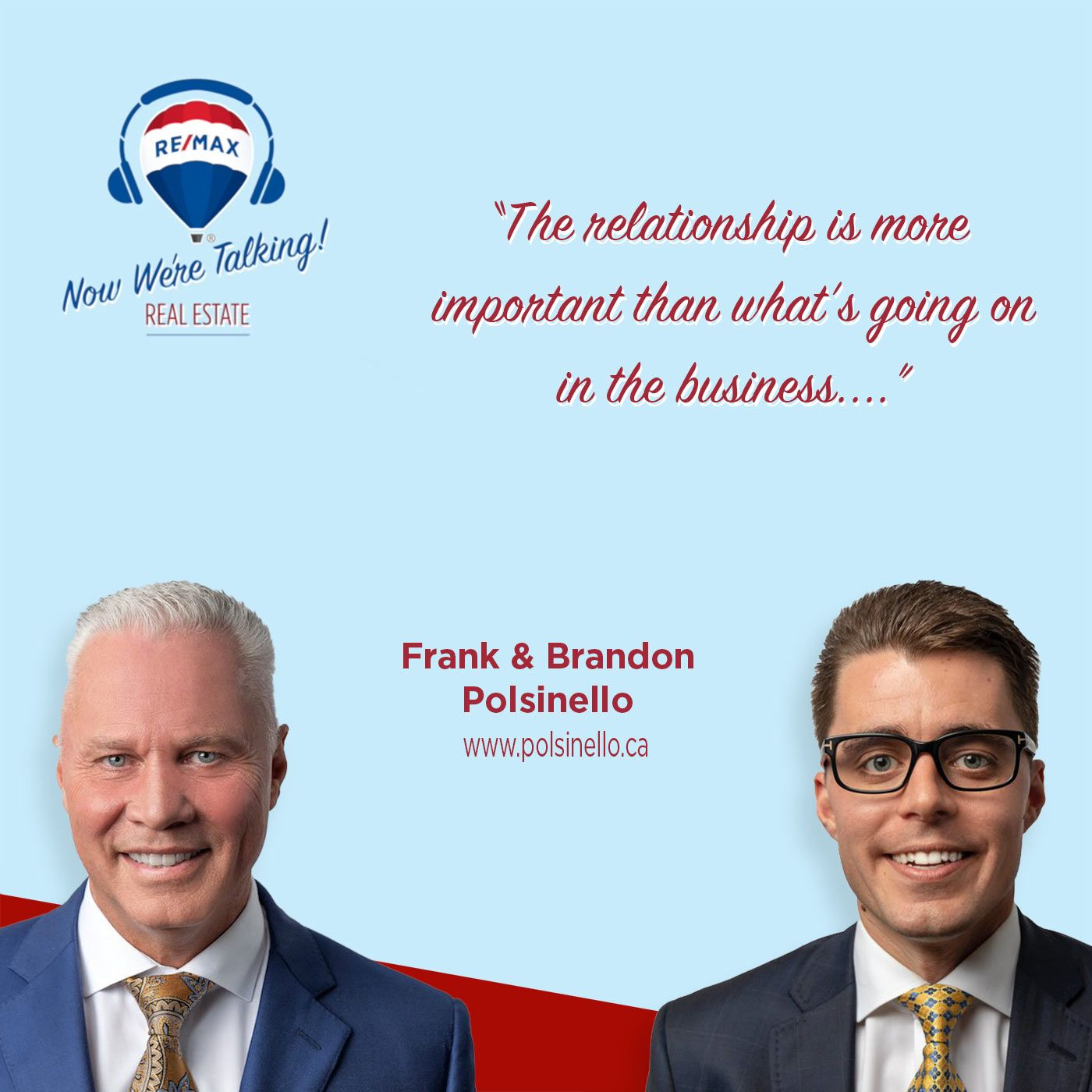 Family Ties & Tips to Building a Business with Frank and Brandon Polsinello