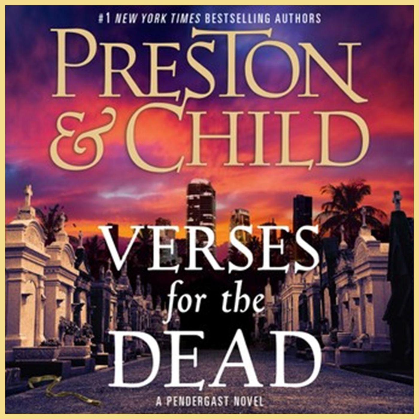 DOUGLAS PRESTON - Verses For The Dead