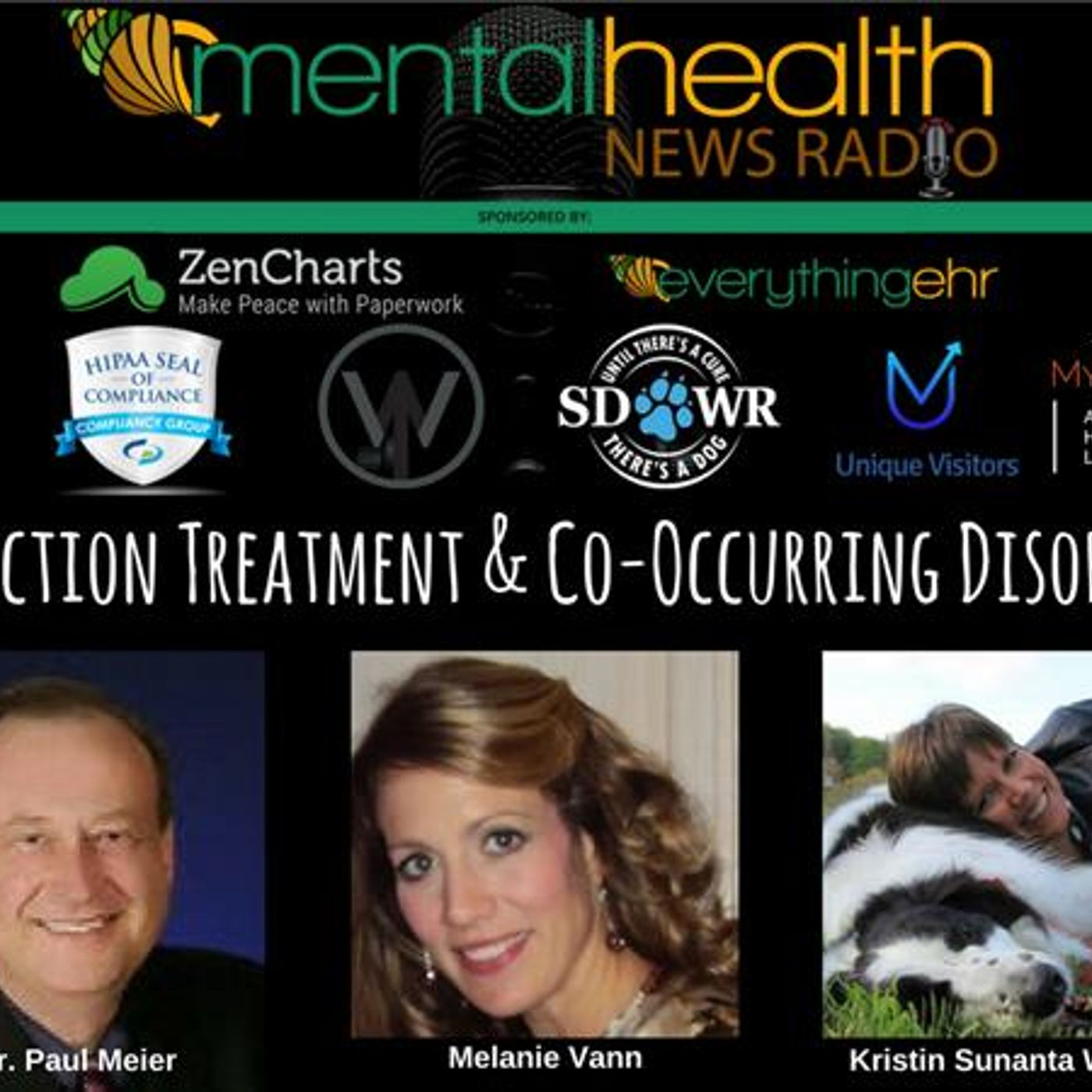 Mental Health News Radio - Round Table Discussion with Dr. Paul Meier: Generational Trauma & Family Systems