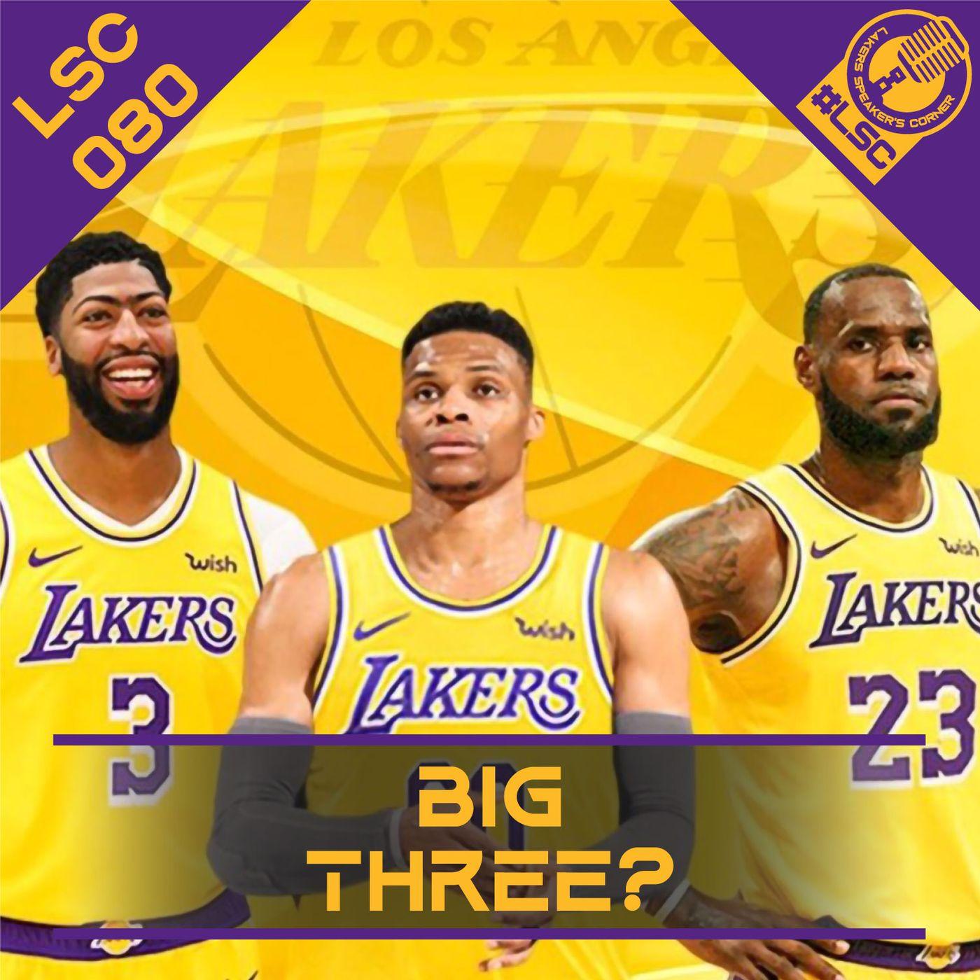 LSC 080 - Big Three