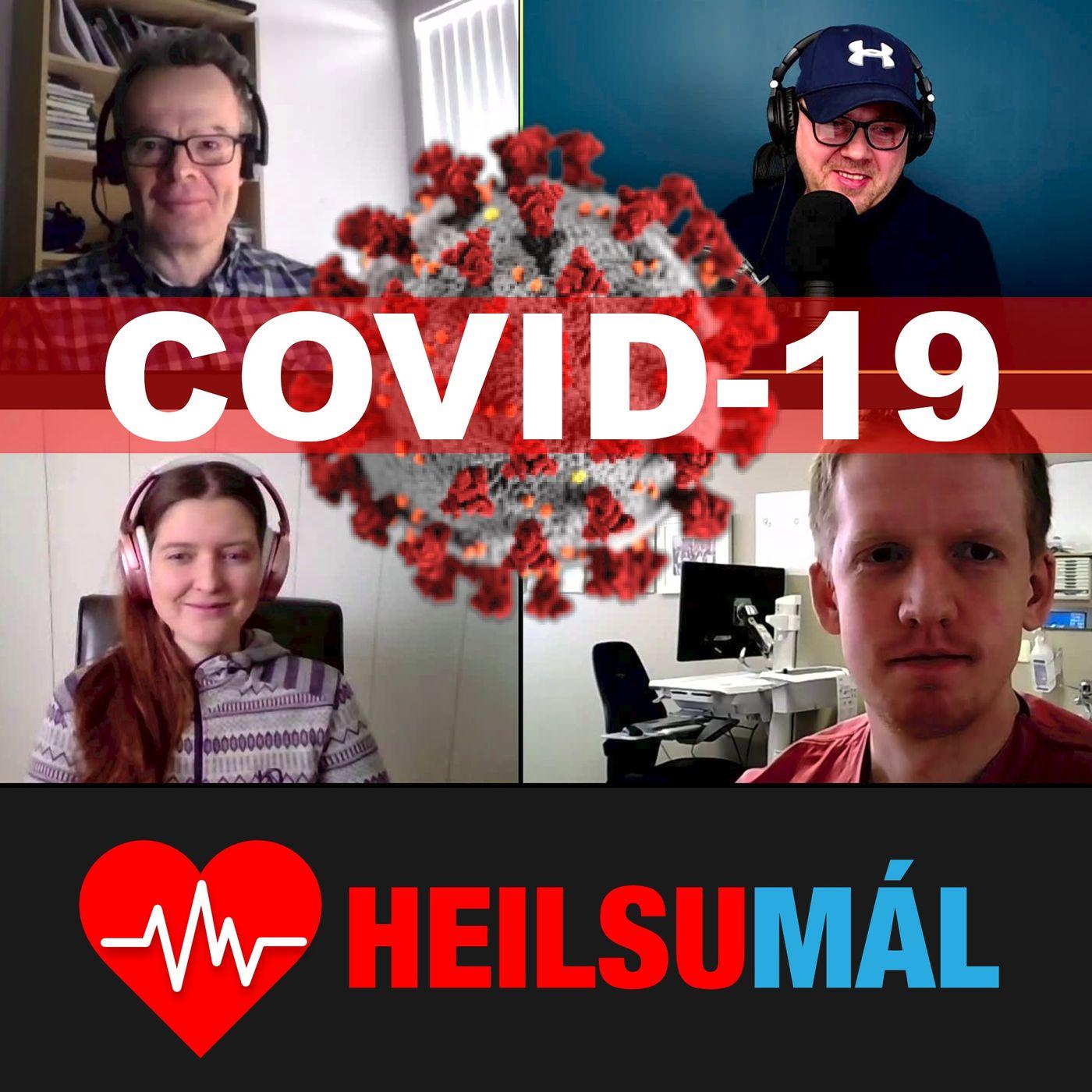 Heilsumál 15 - COVID-19 - áhrif á daglegt líf og viðbrögð samfélagsins almennt.