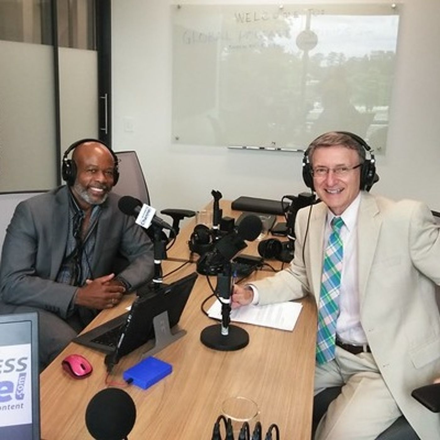 Saurel Quettan Talks Georgia Haitian-American Chamber of Commerce and QM3 Staffing, Inc. on Georgia Podcast