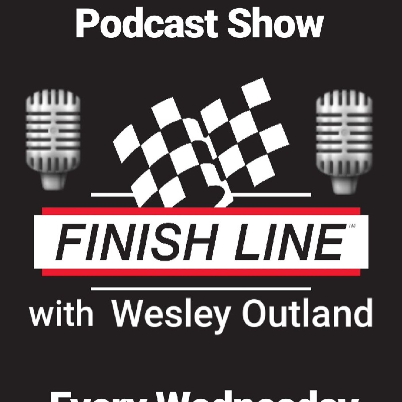 July 3rd🇺🇲 #FinishLine Motorsports Show LIVE from Toccoa, GA Raceway w/ guests Jerry Smith, Don McCormick & Mike Neff! 🏁🎙🏁
