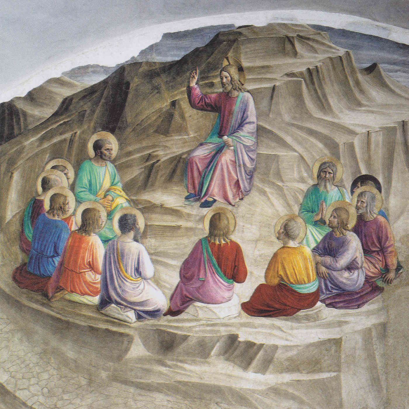 Friday of the Twenty-Third Week in Ordinary Time - Seeing Through the Eyes of God