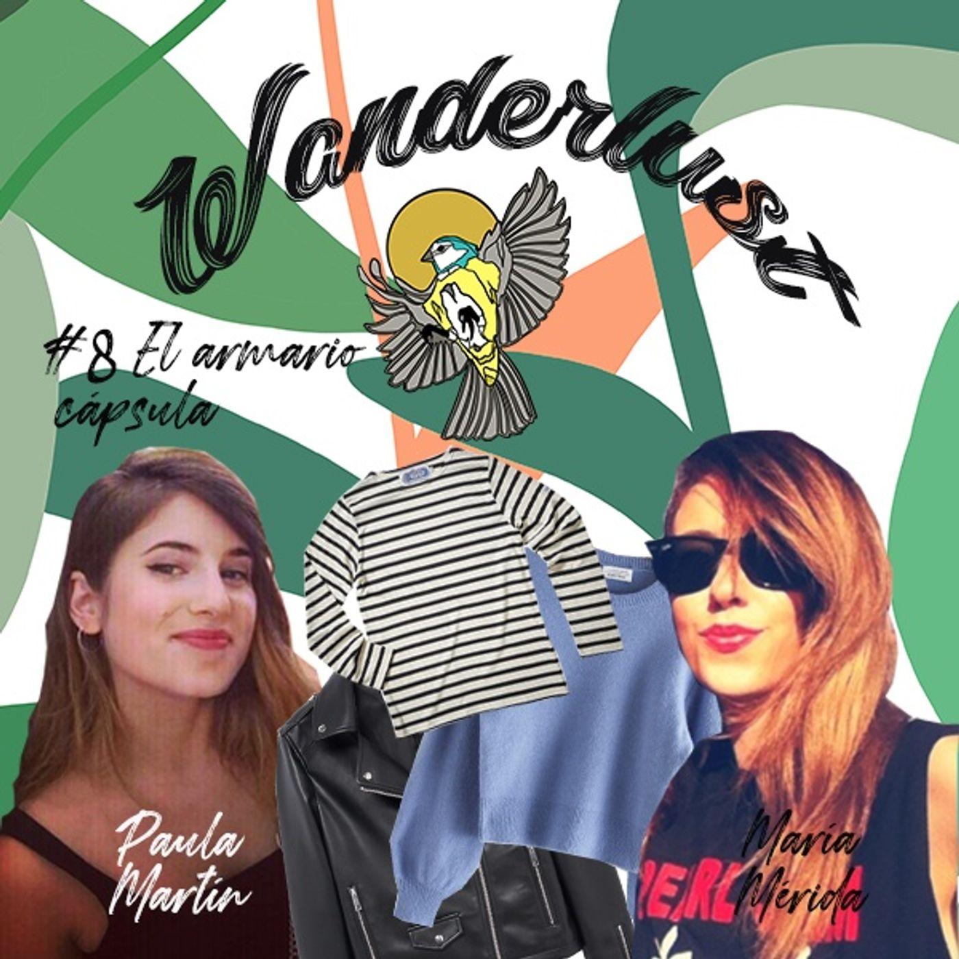 #8 El armario cápsula, con María Mérida
