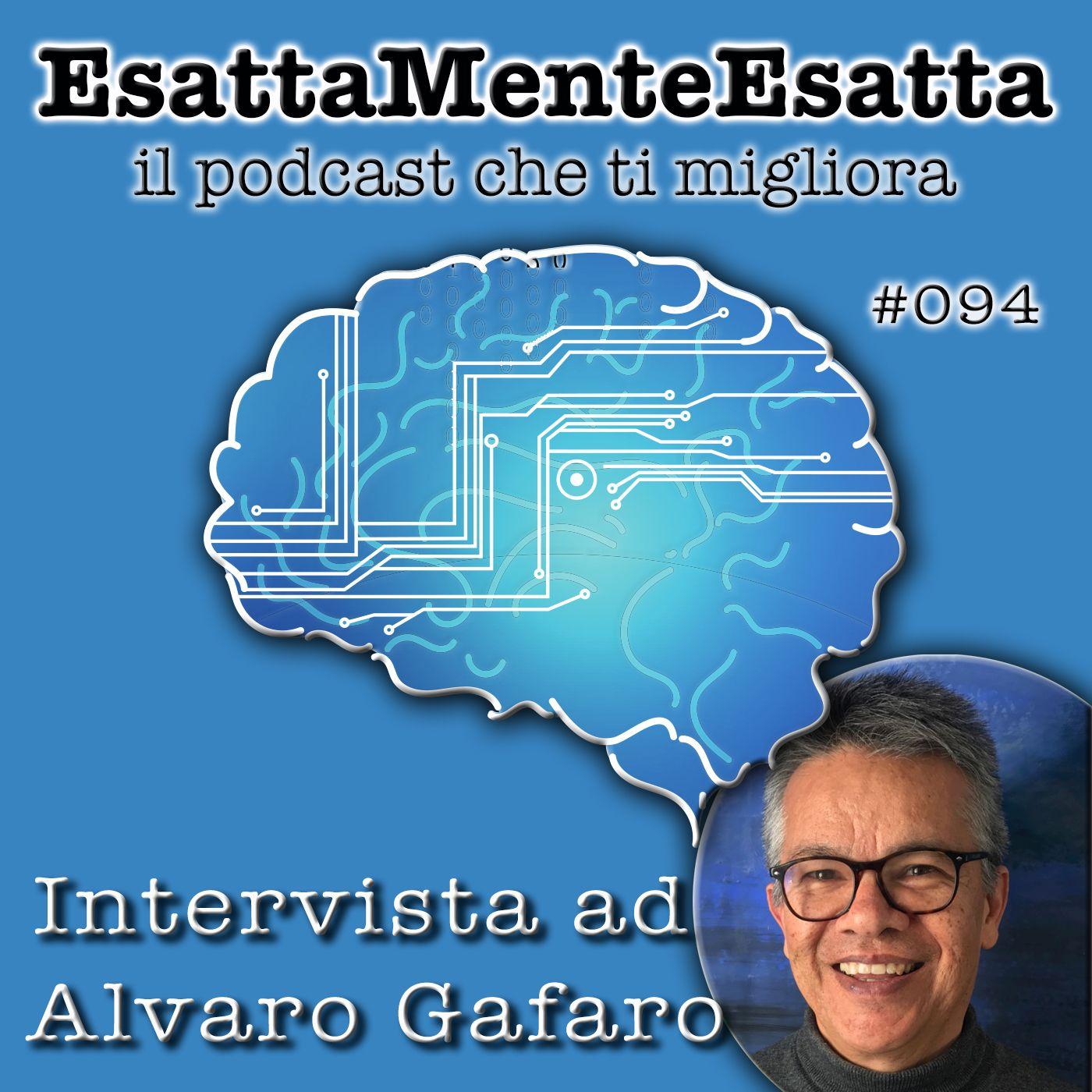 Intervista: Alvaro Gafaro si racconta #094