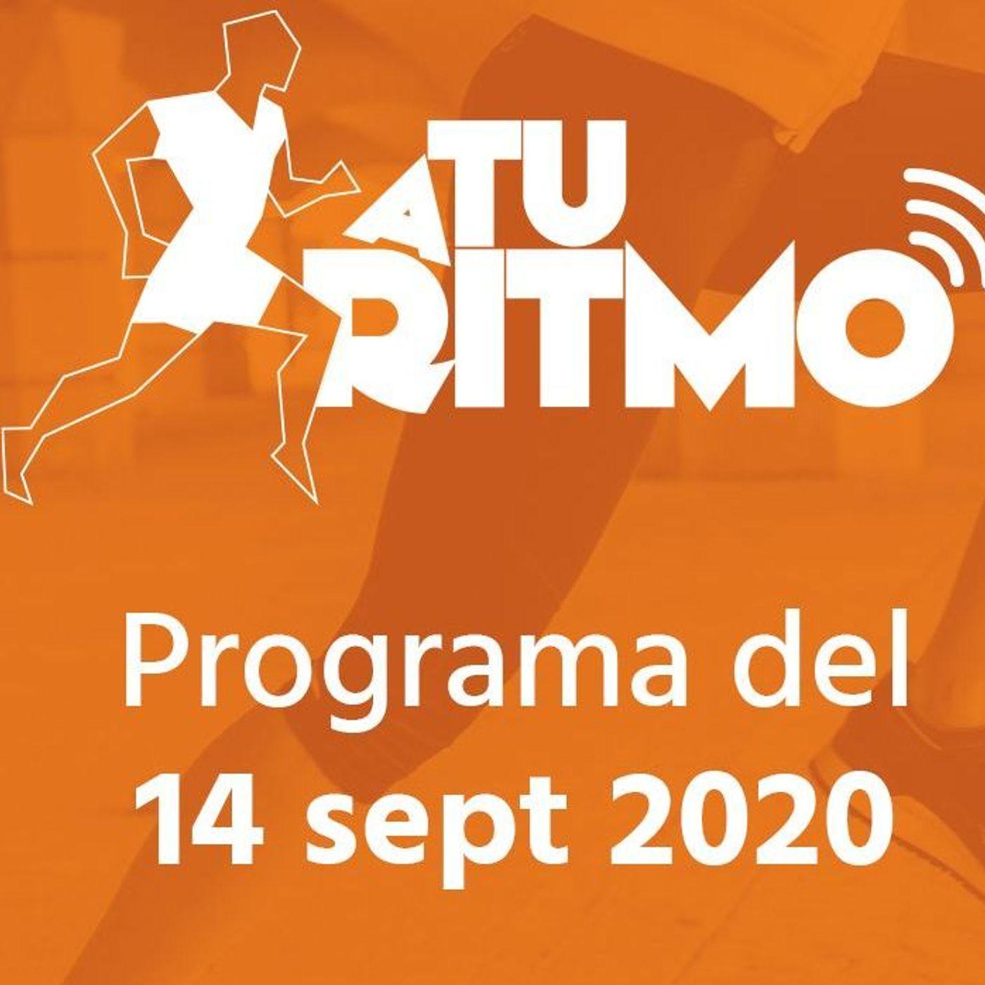 ATR 10x03 - Running y sistema inmune, Maratón Valencia 2020 y Campeonato de España de Atletismo