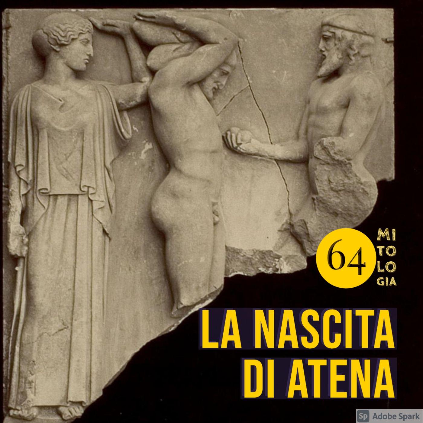 La nascita di Atena