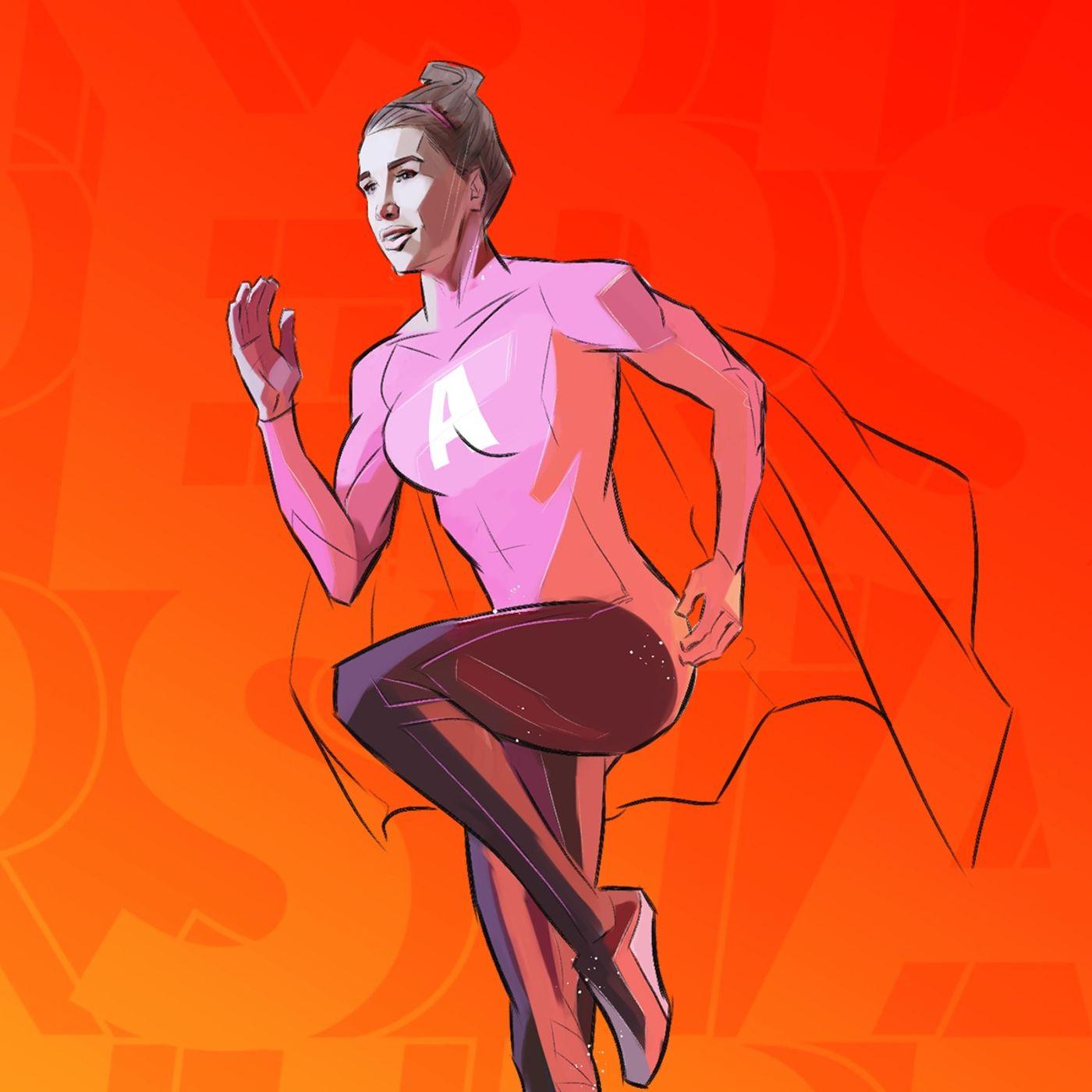 #37 Anni Rahula - baleriinist jalgpallikohtunikuks, ausalt emadusest ja täiskuu manifestist.
