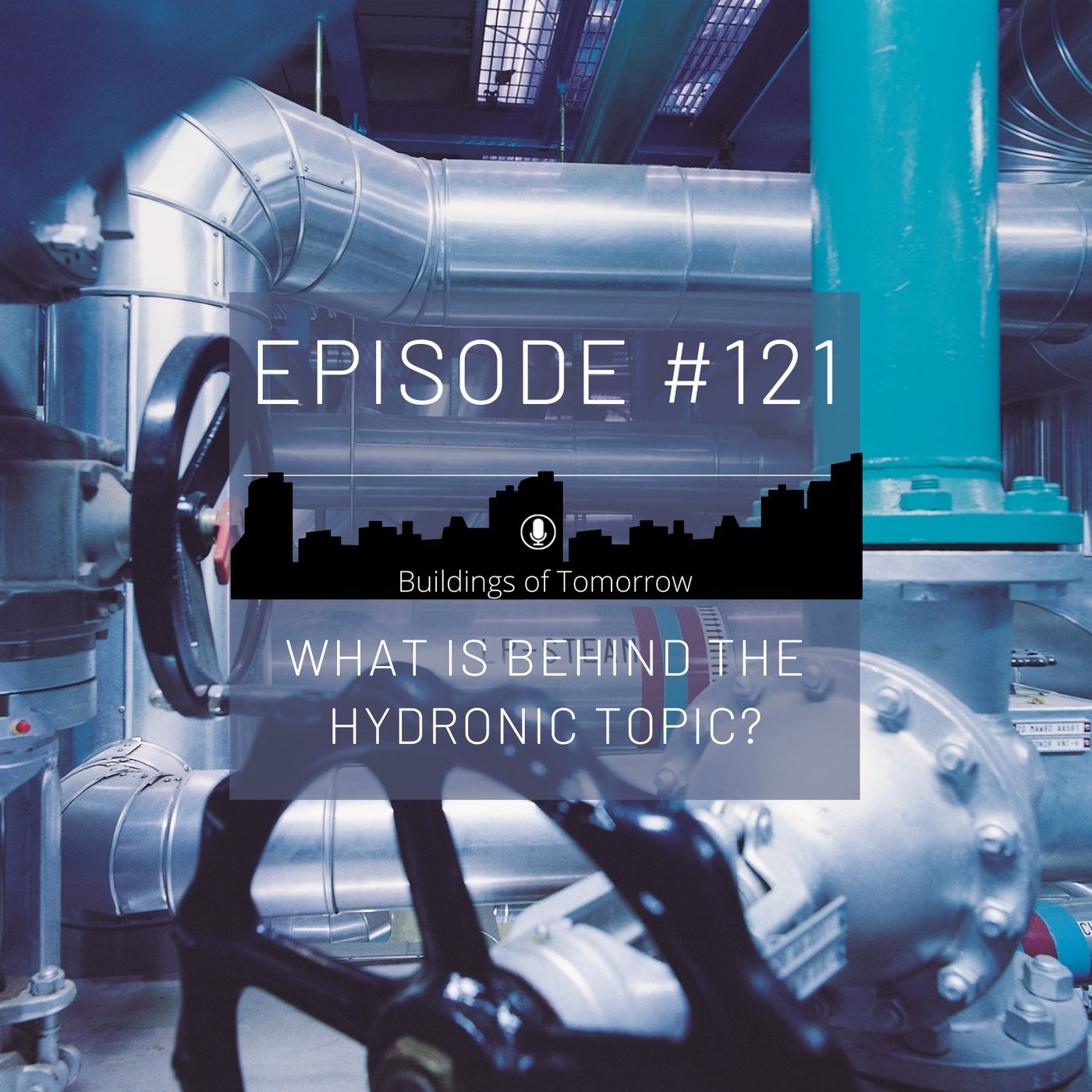 #121 What is behind the hydronics topic?