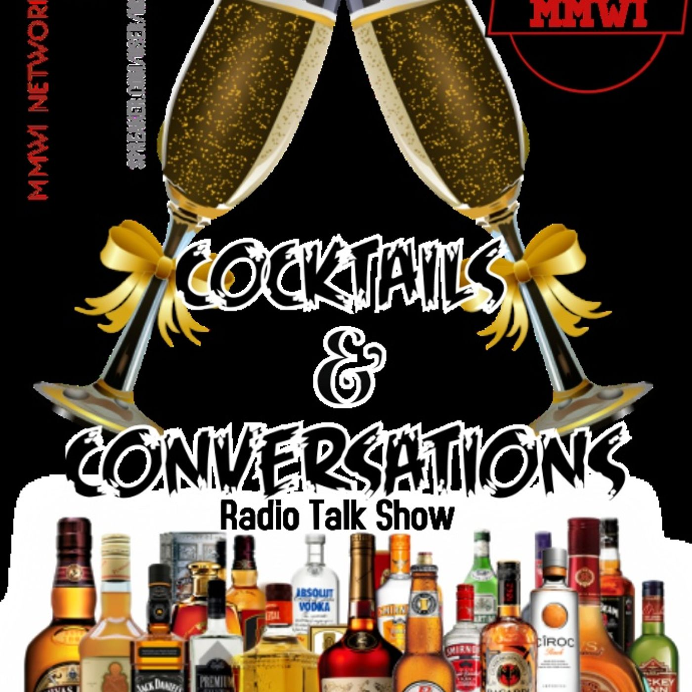 Cocktails & Conversations Radio Talk Show 8-28-2021