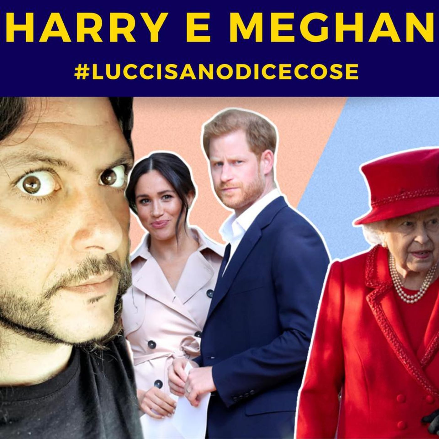 Harry e Meghan by Emiliano Luccisano