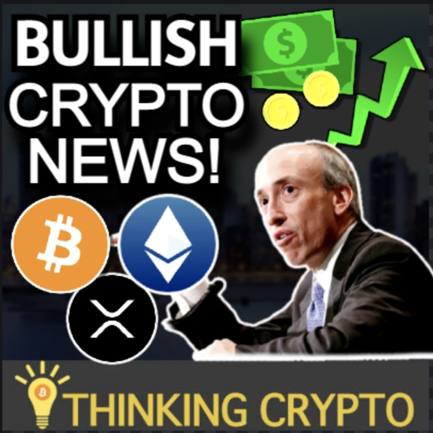 SEC Approves BITCOIN Company ETF - Germany Bank Crypto Custody - Senator Lummis Buys $100K BTC