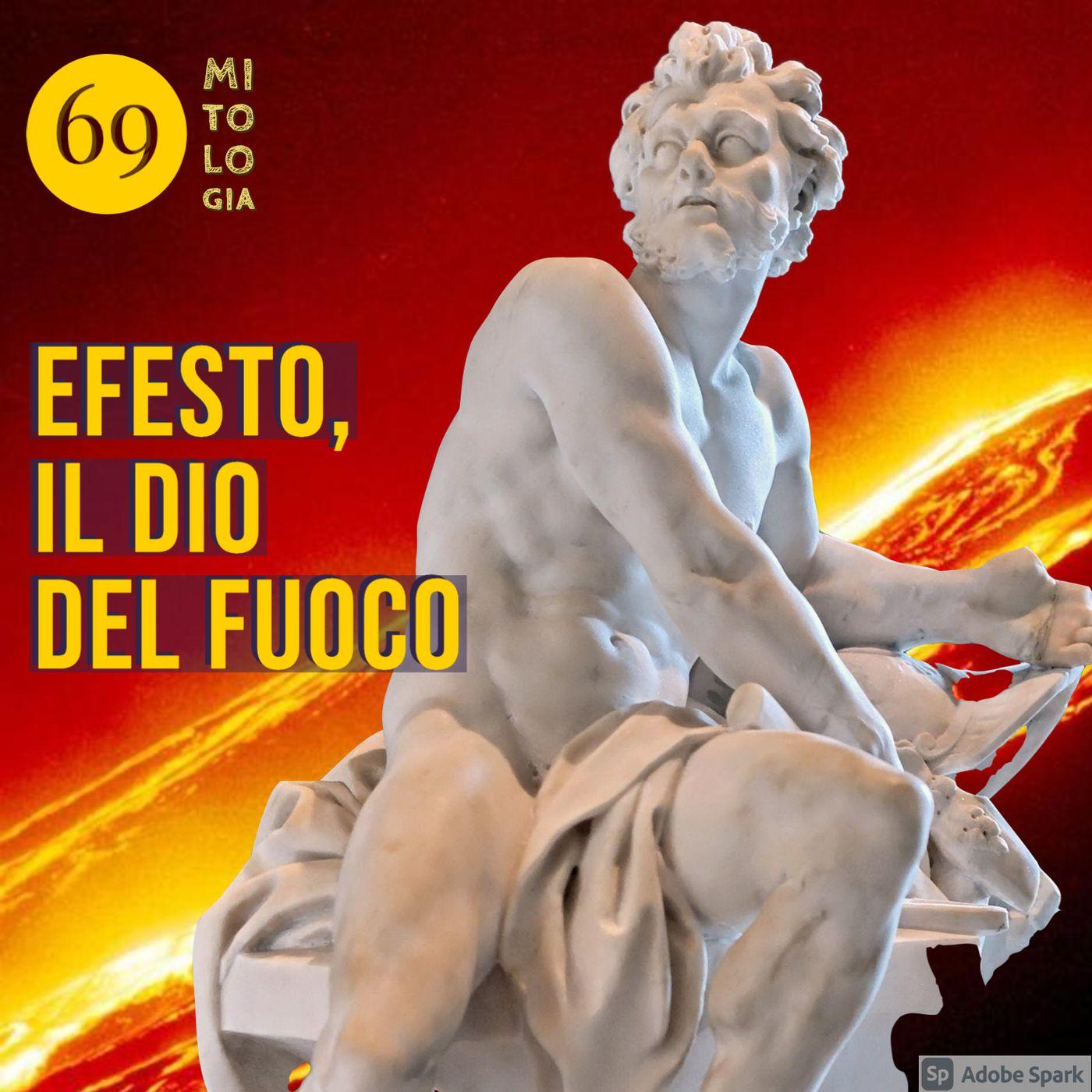 Efesto, il dio del fuoco