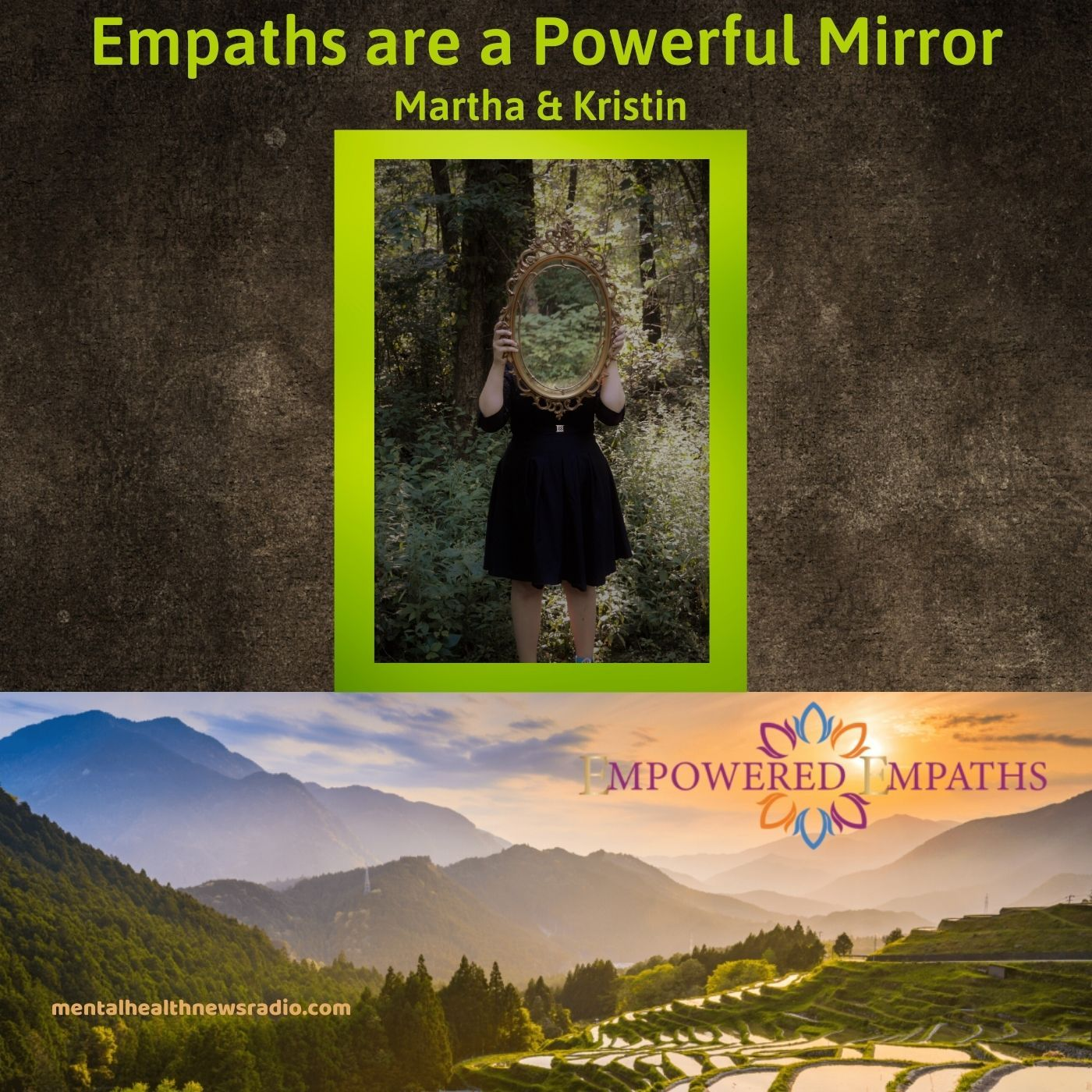 Empaths are a Powerful Mirror