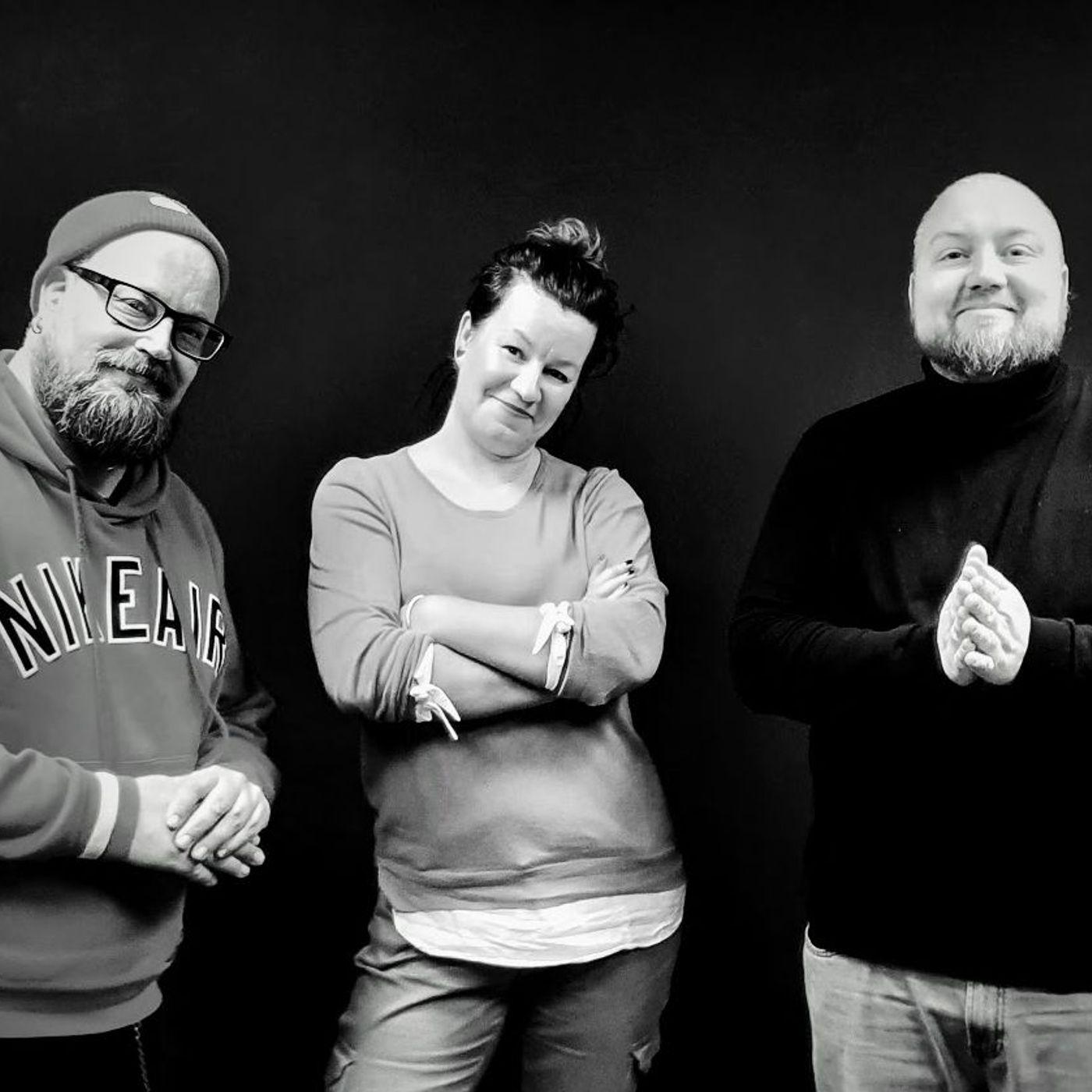 #58 - Love Me Do -häätapahtuman vastaava tuottaja Nonna Sjöberg. Mikä on pinnalla hääskenessä?