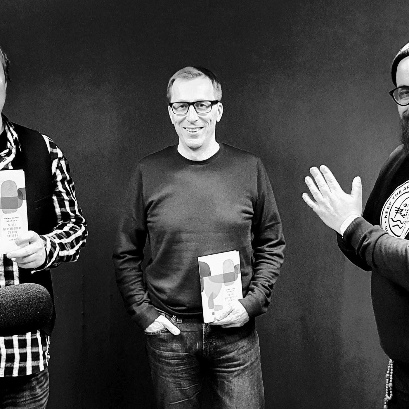 #90 - Osmo Tapio Räihälä: Miksi nykymusiikki on niin vaikeaa?