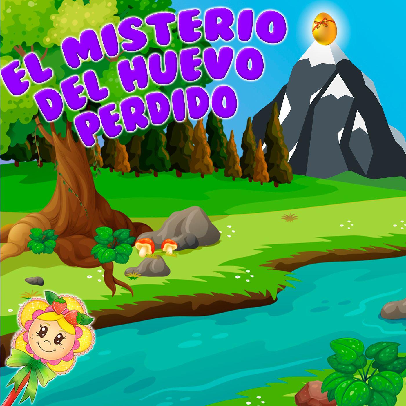 119. El misterio del huevo de Pascua perdido. Cuento infantil de Hada de Fresa. Cuento para dormir