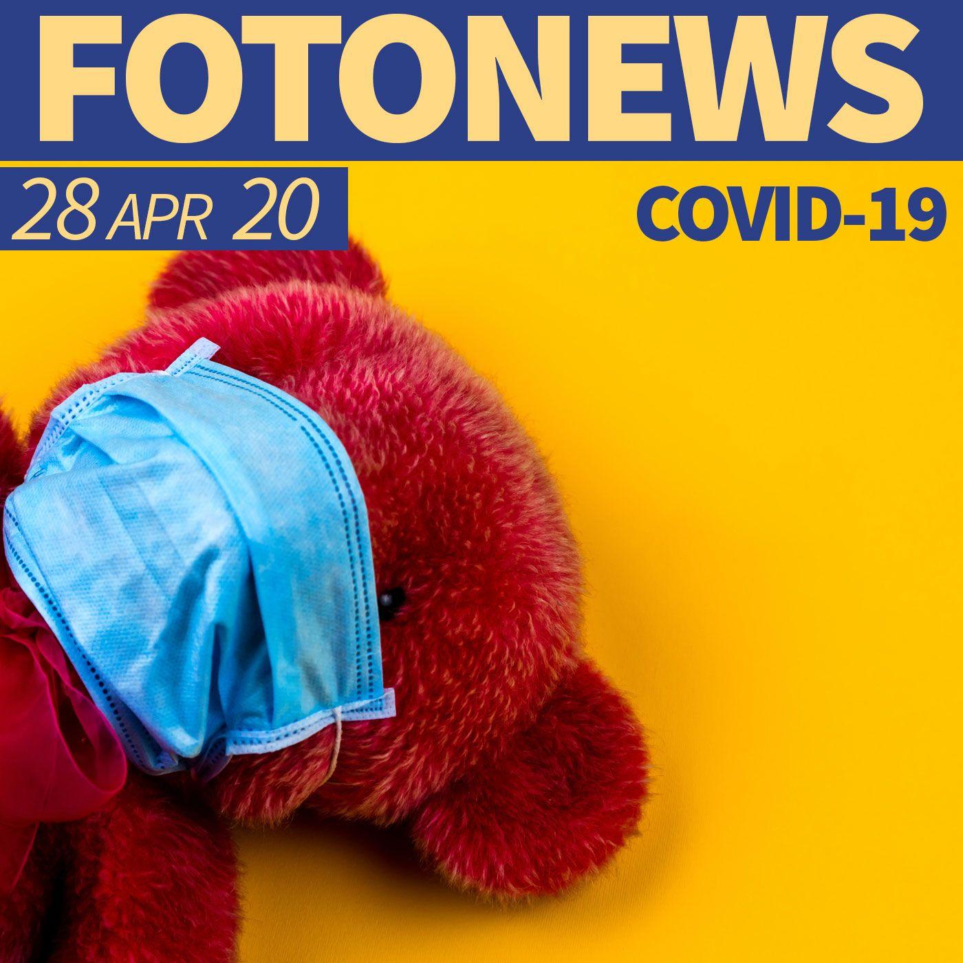 fotonews #05 del 28 aprile 2020 - COVID19