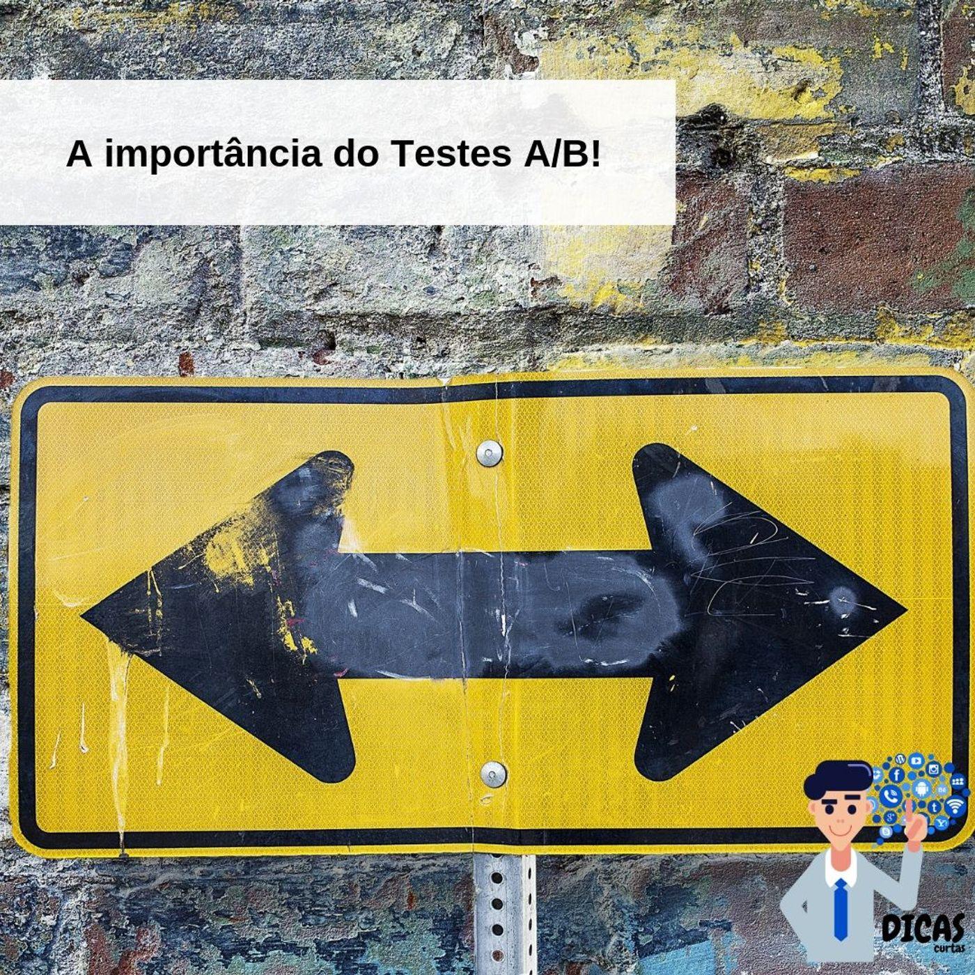 076 A importância do Teste A/B!