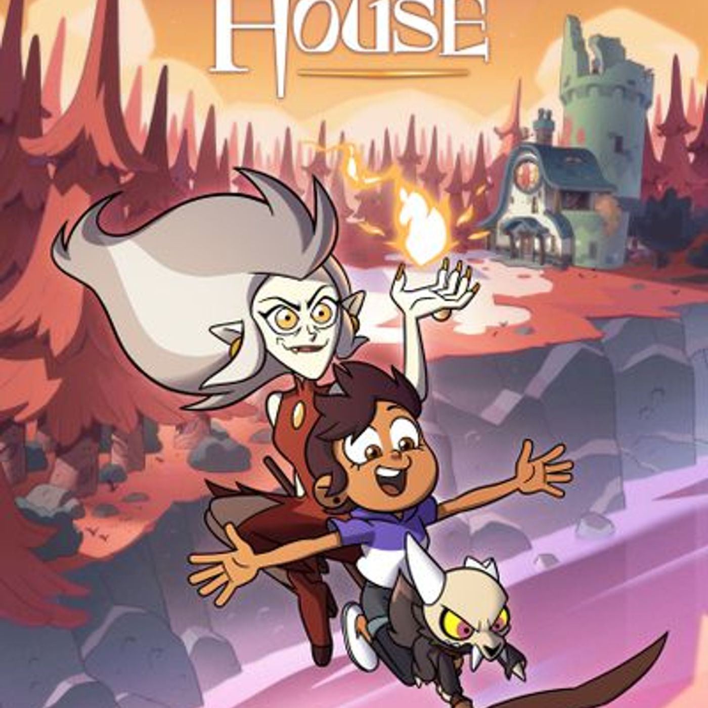 Disney Airs New Demonic Series 'The Owl House'