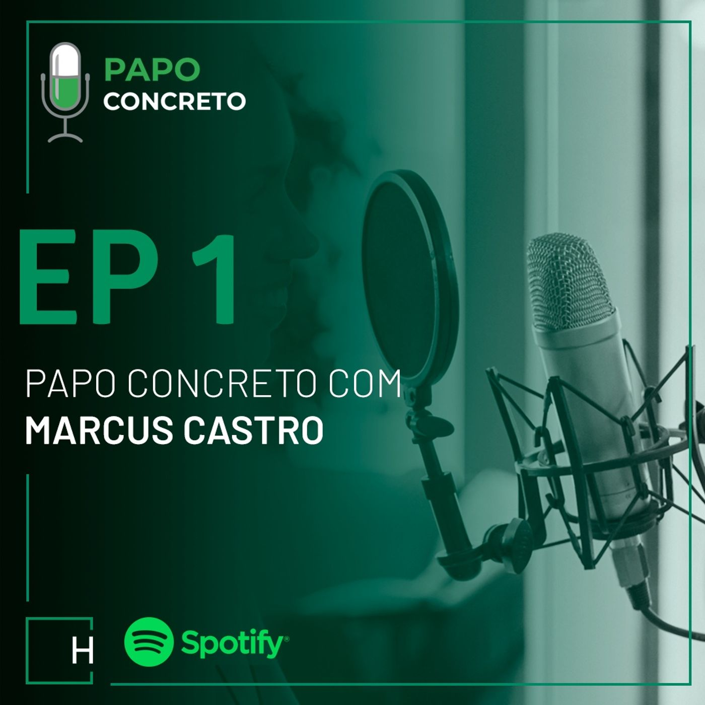 Papo Concreto apresenta Marcus Castro