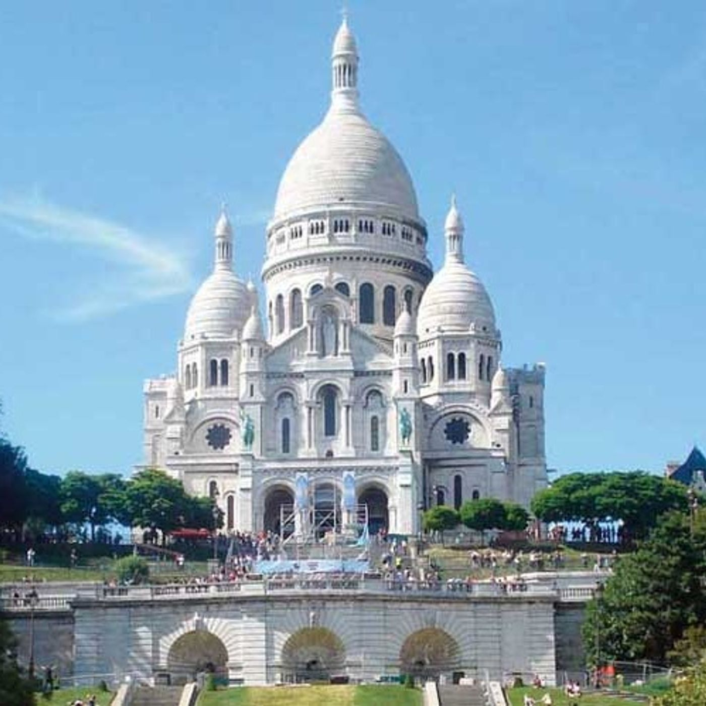 75 - Il Sacro Cuore e Montmartre