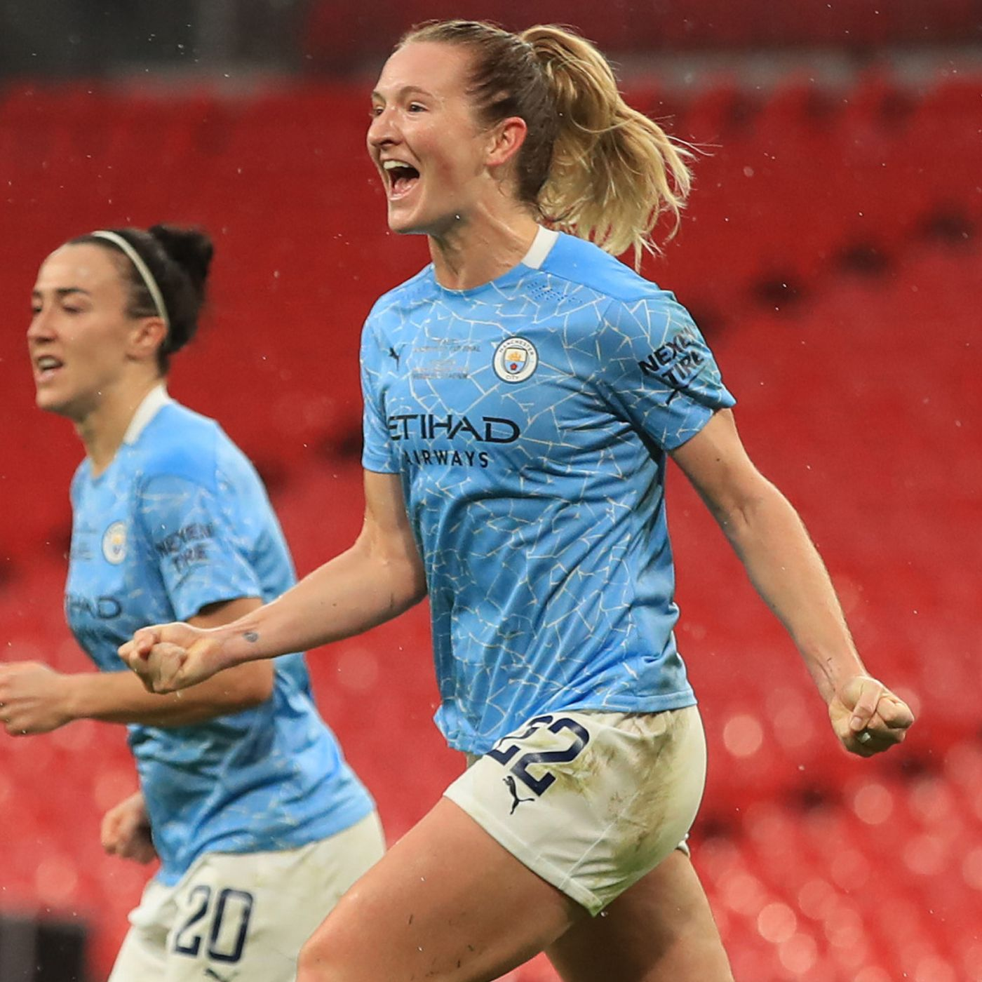 The Women's Football Show: Sam Mewis on life at Man City & Helen Ward on coronavirus restrictions and diversity within the women's game