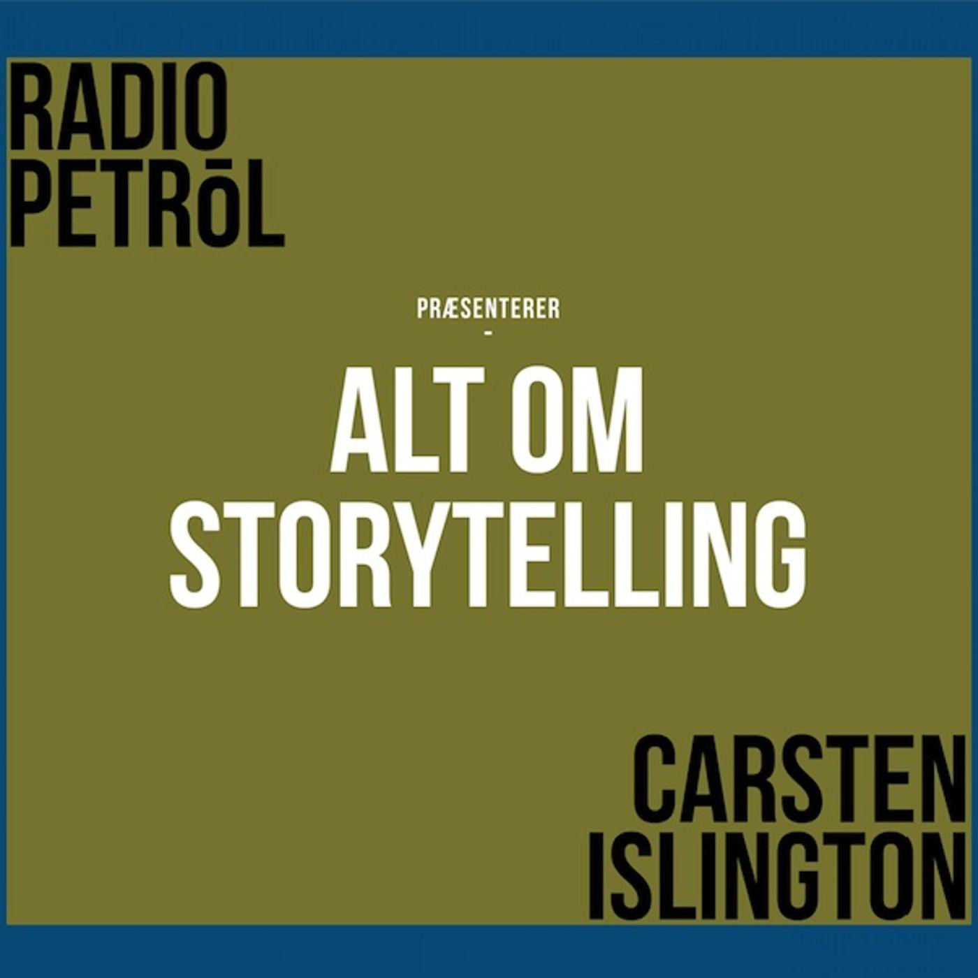 Episode  1: Hvad er en Historie, hvad er en Storyteller