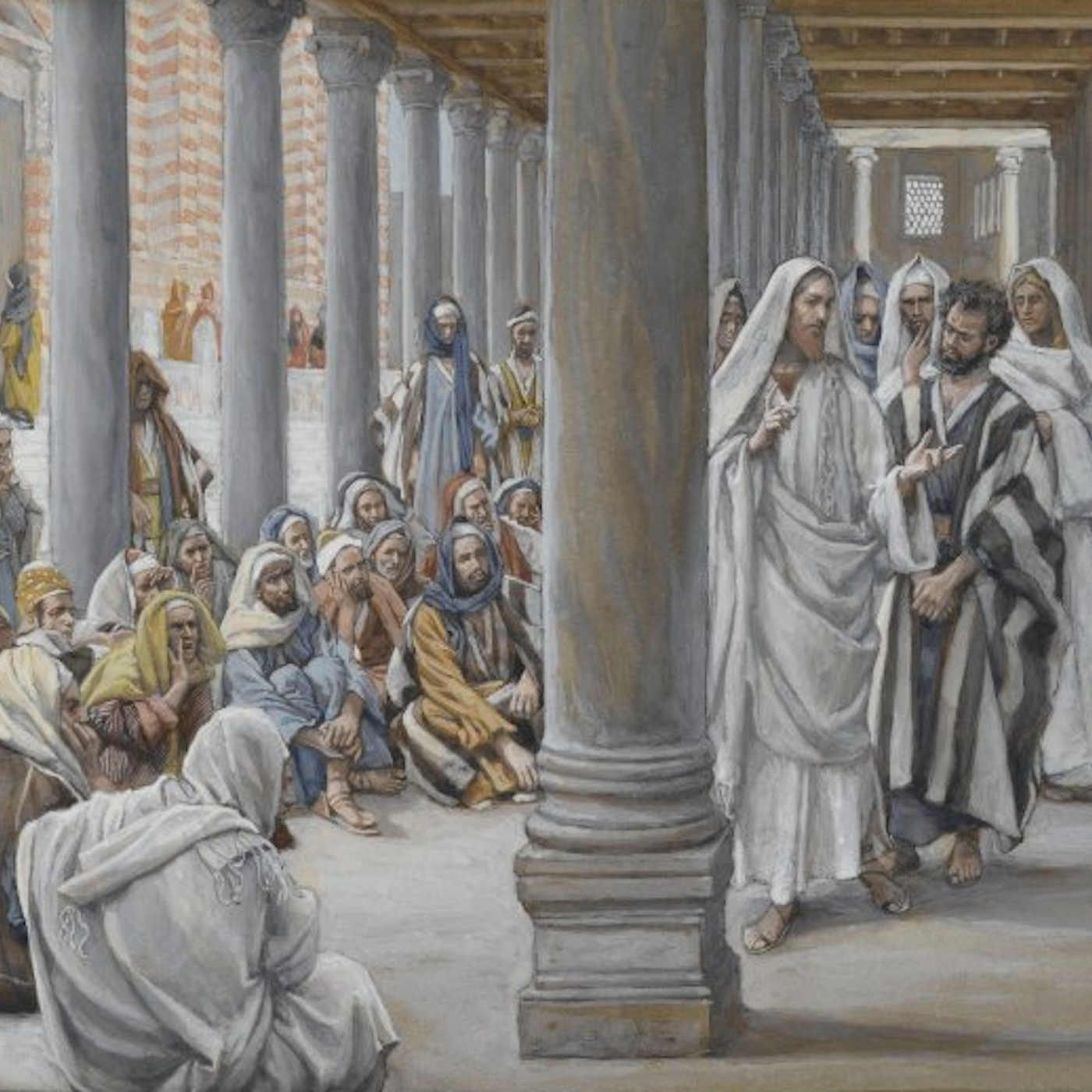 Twenty-Second Sunday in Ordinary Time (Year B) - That Which is Within