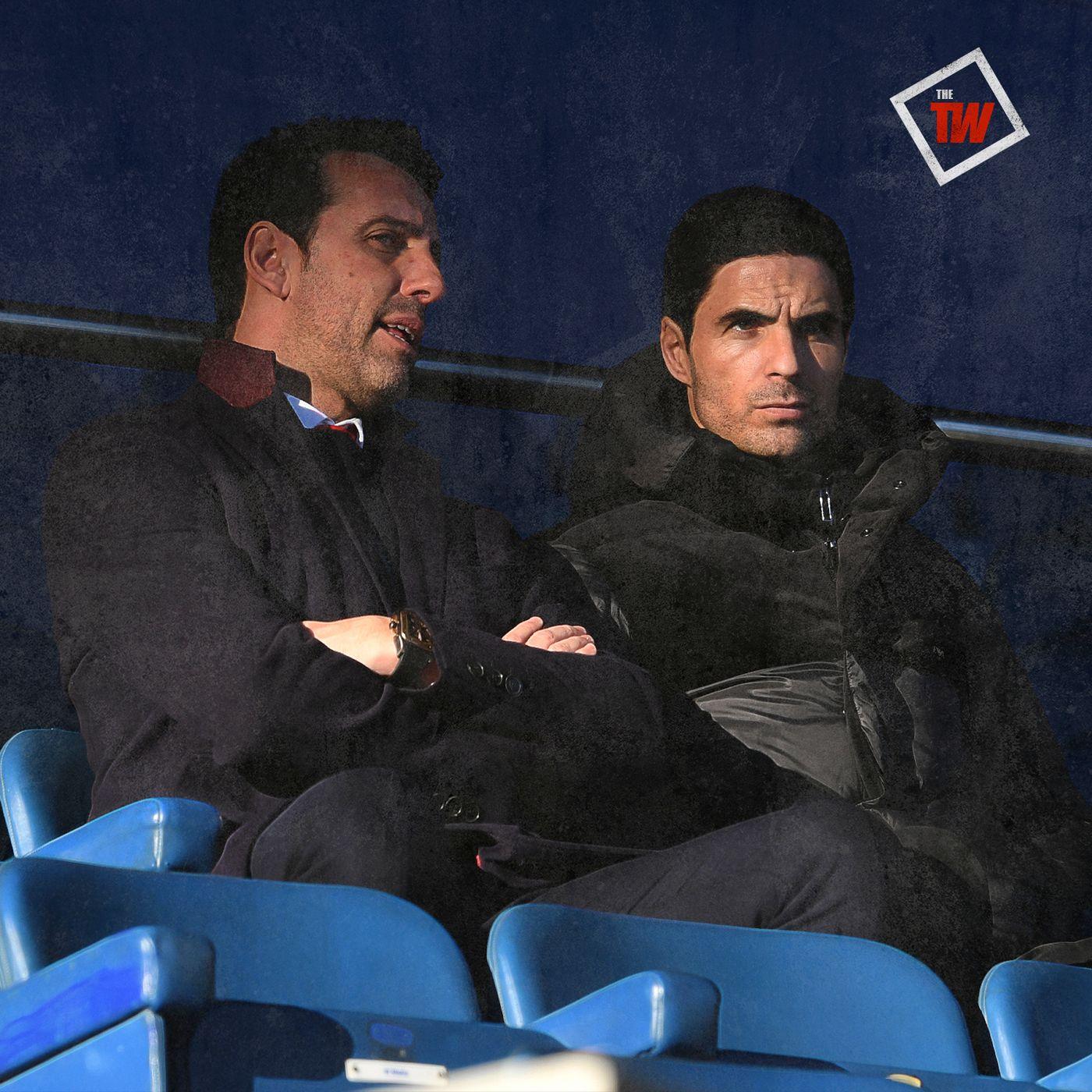 Edu backs Arteta at Arsenal + pursues two new signings | Eriksen's dilemma | Cranky Klopp | Man Utd reboot complete?
