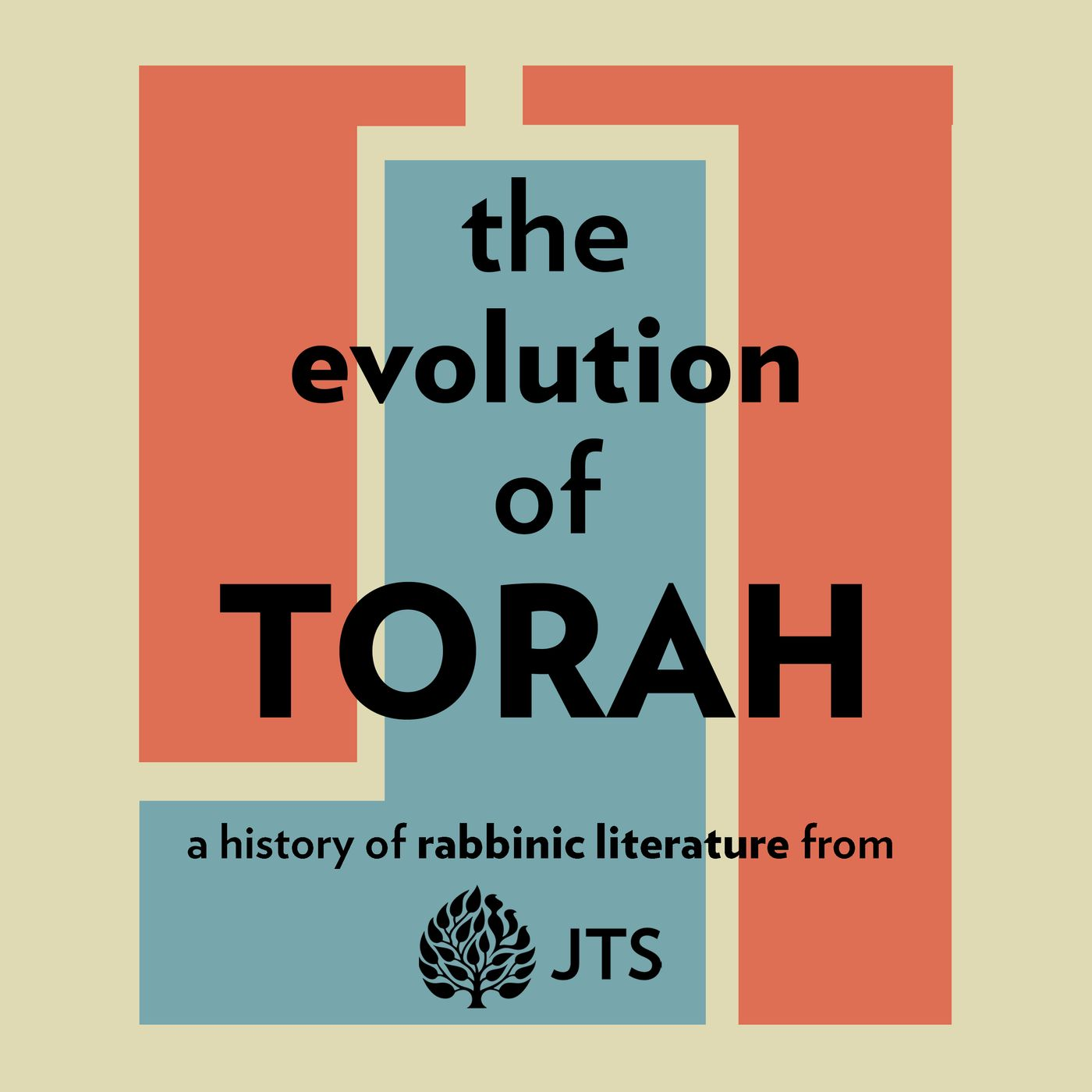Introducing The Evolution of Torah: a history of rabbinic literature