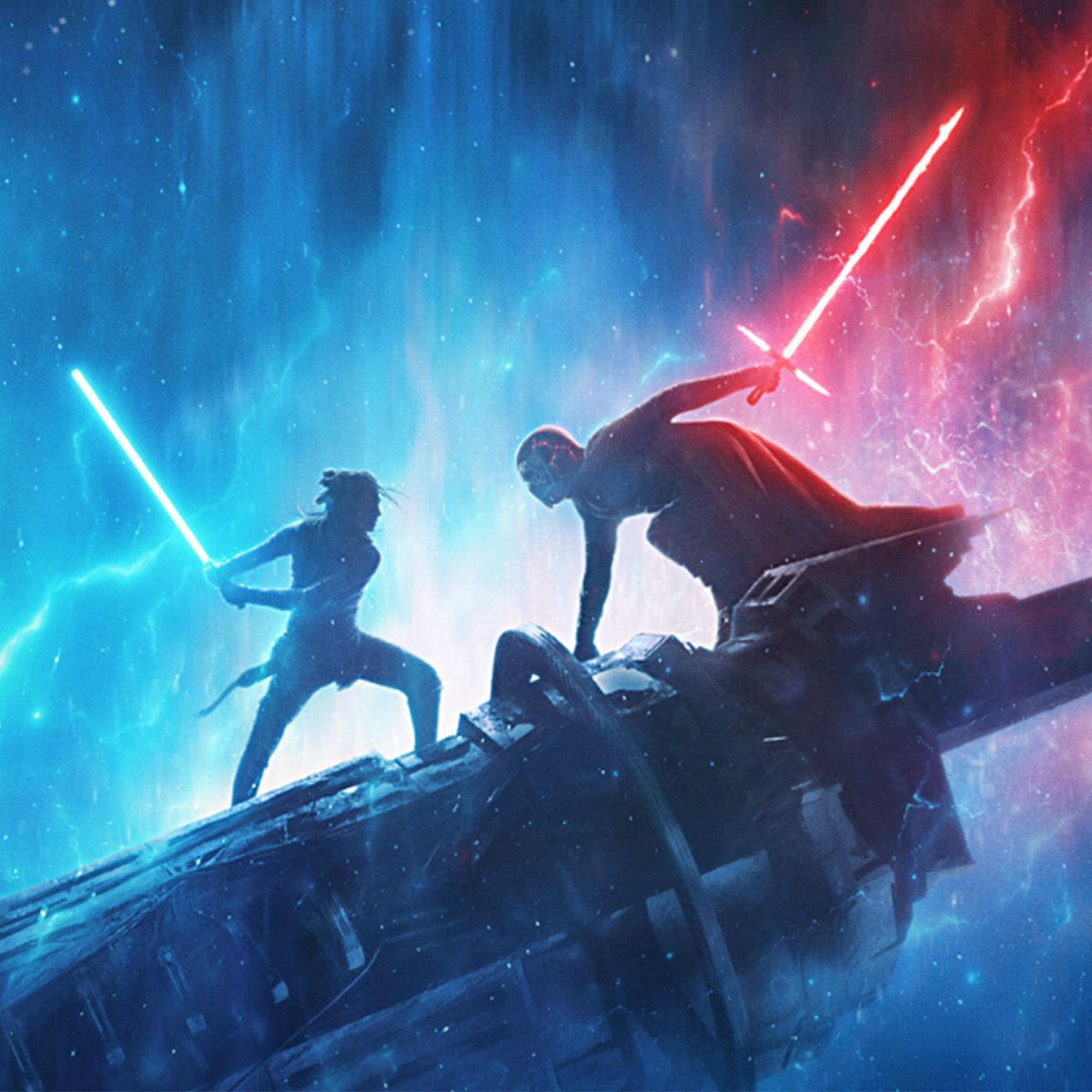 7. The Heroes Journey (Star Wars: The Rise of Skywalker)
