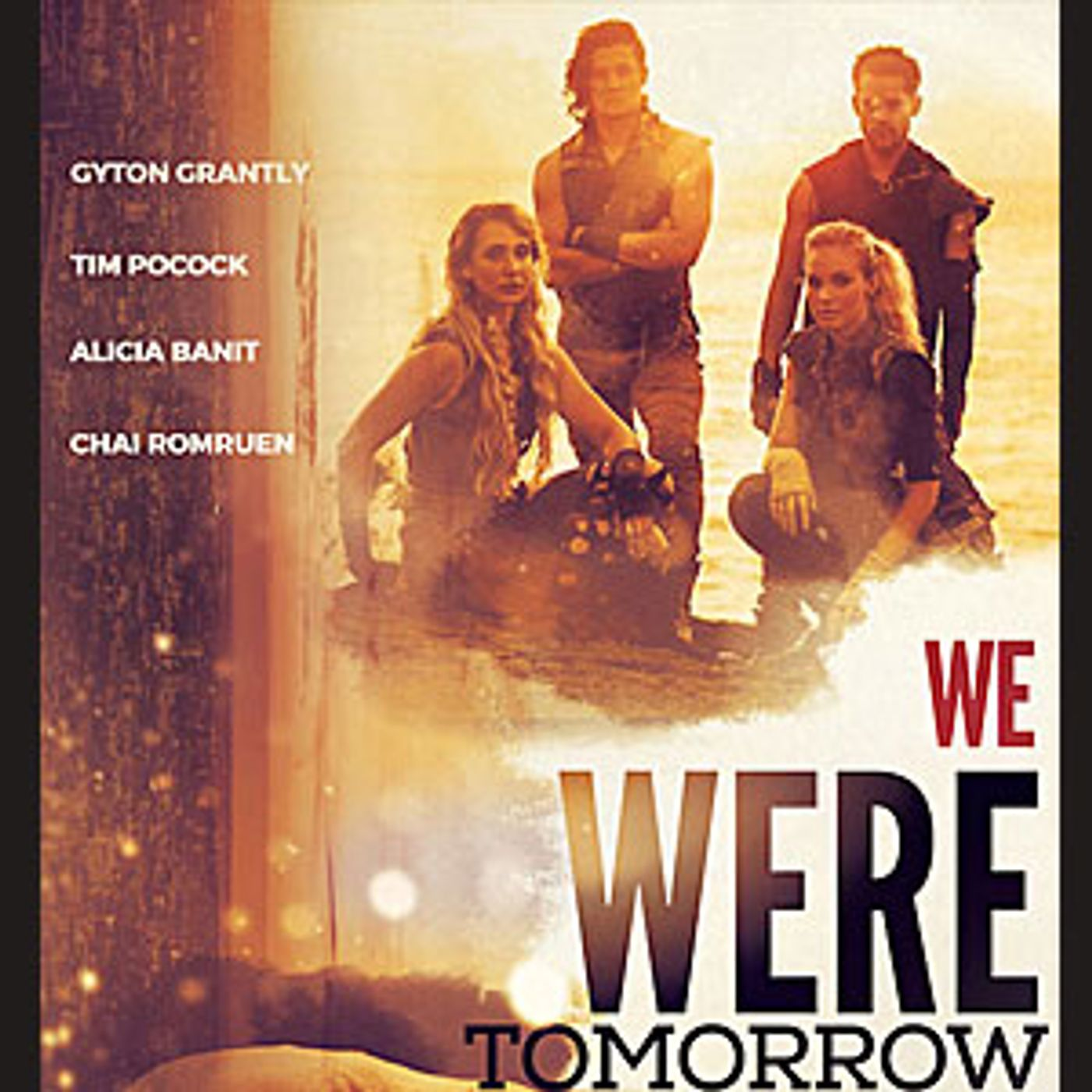 Madeleine Kennedy We Were Tomorrow