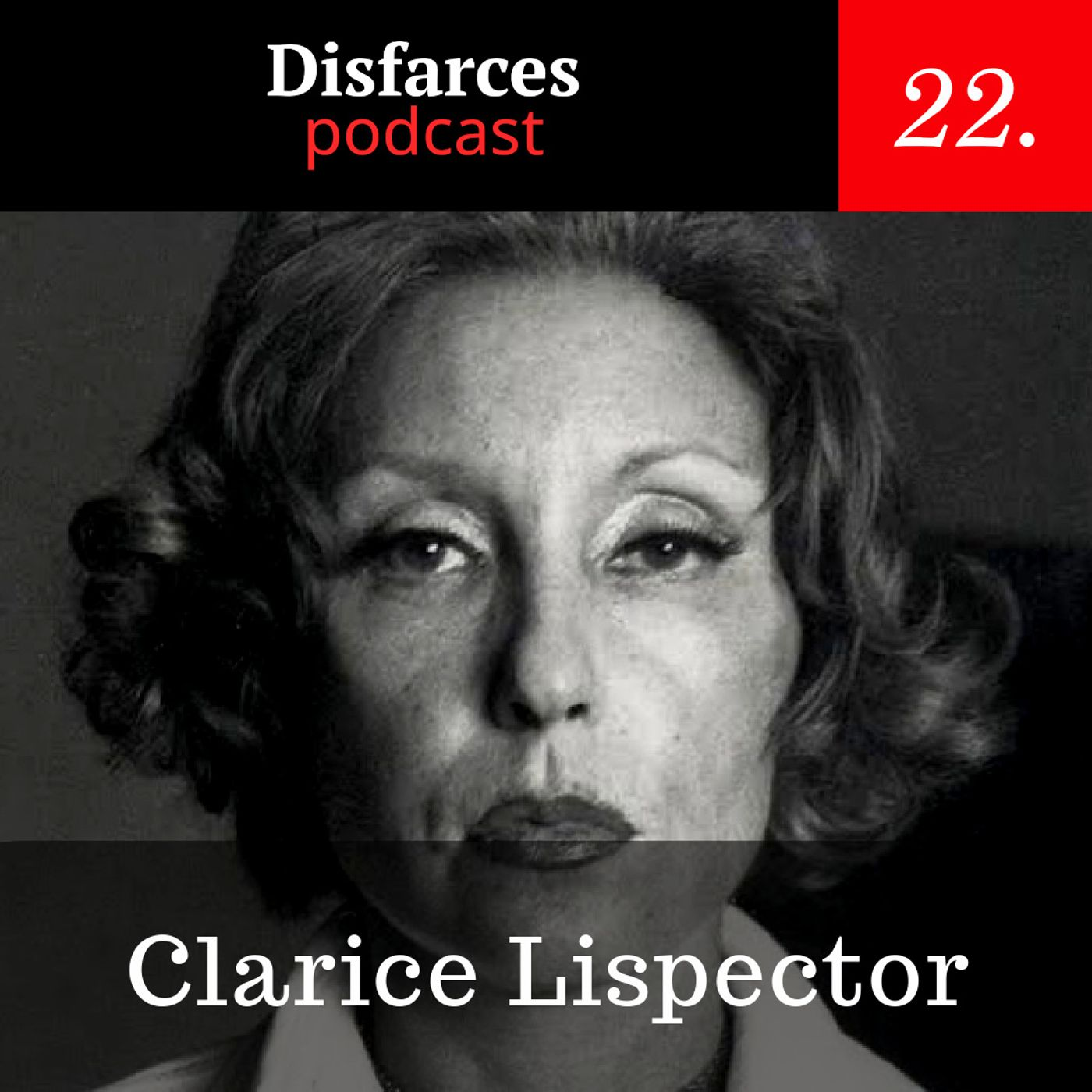 Disfarces 22 - Clarice Lispector