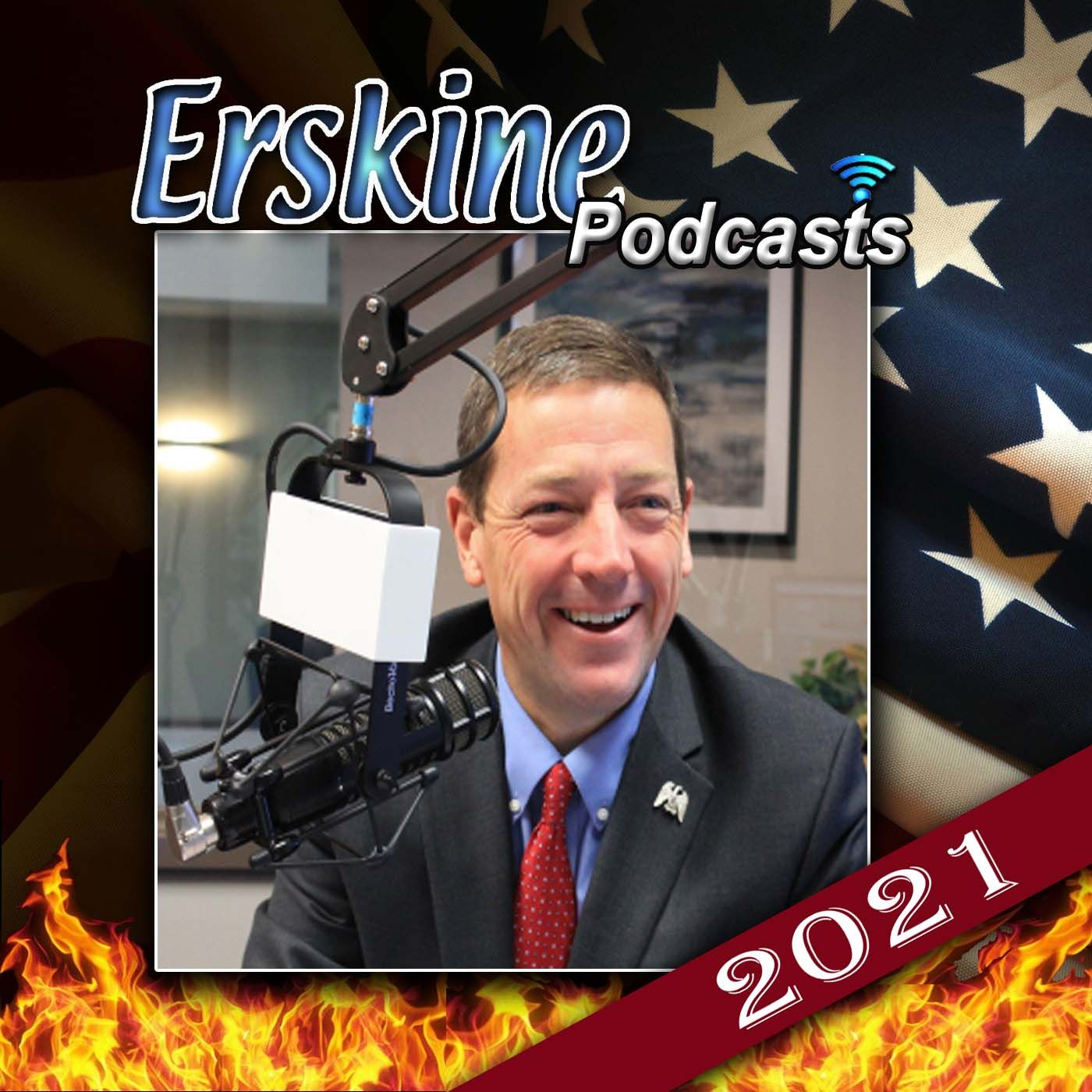 Ed Martin - The Conservative Case for Trump / Promises Made Promises Kept (ep#2-27-21)