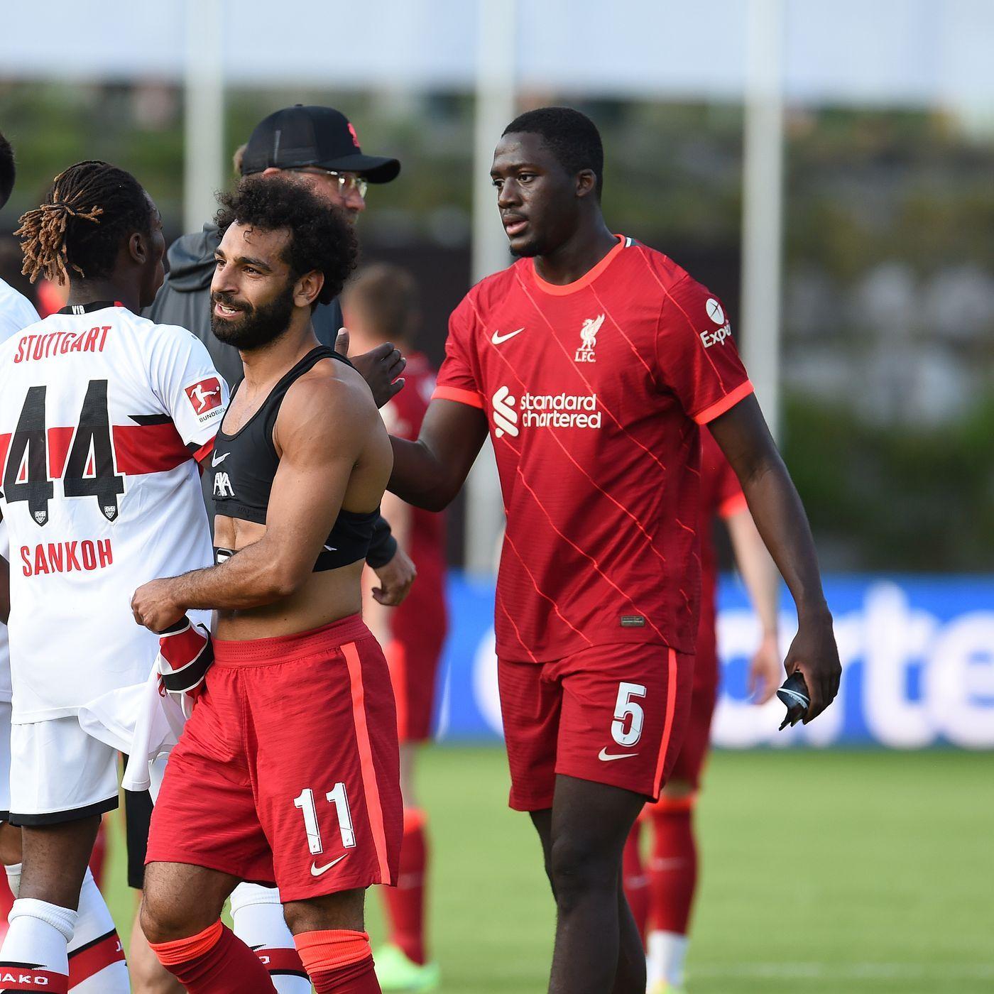 Post-Game: Ibrahima Konate makes first Reds appearance in pre-season run-outs against Wacker Innsbruck & Stuttgart