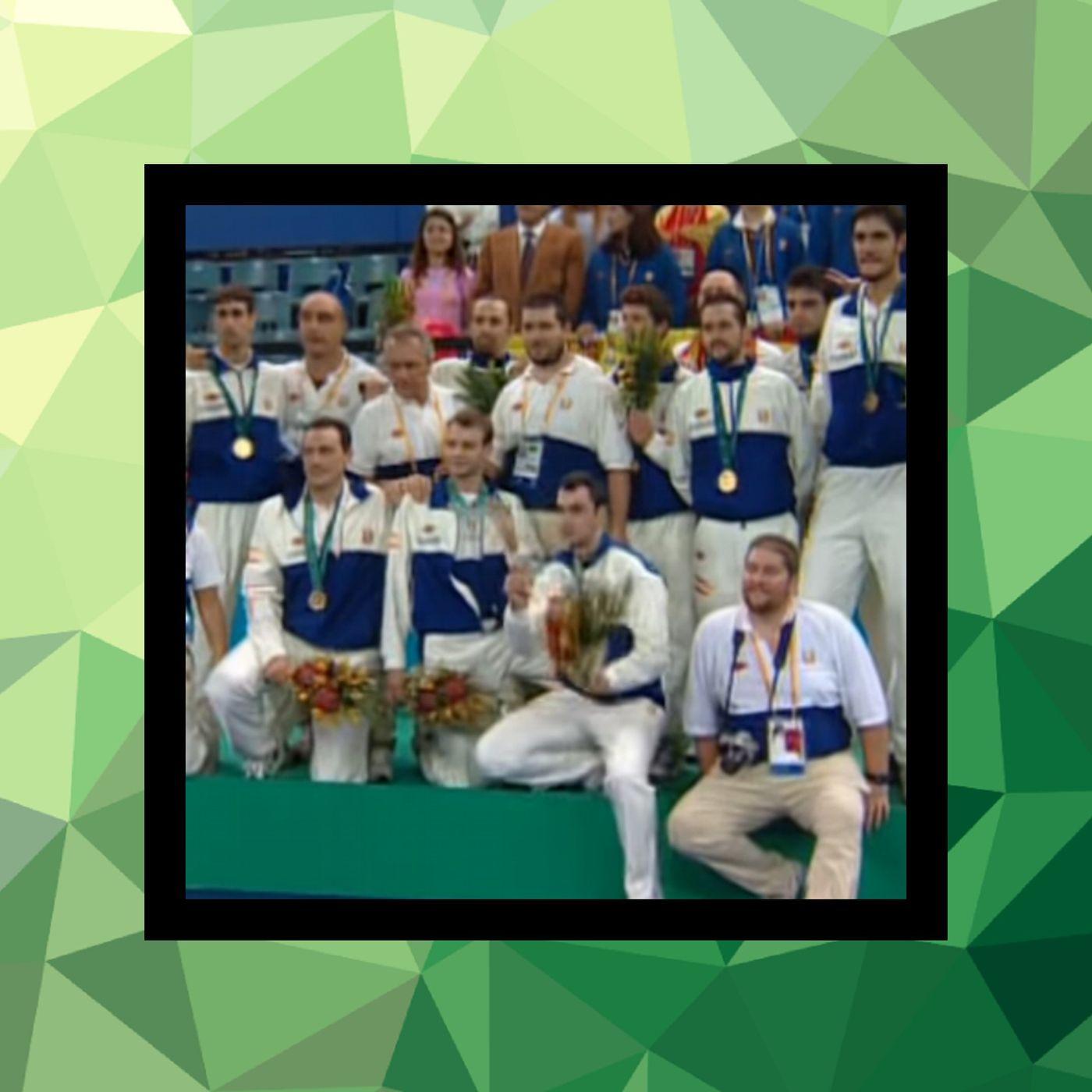 109 - España en baloncesto paralímpico