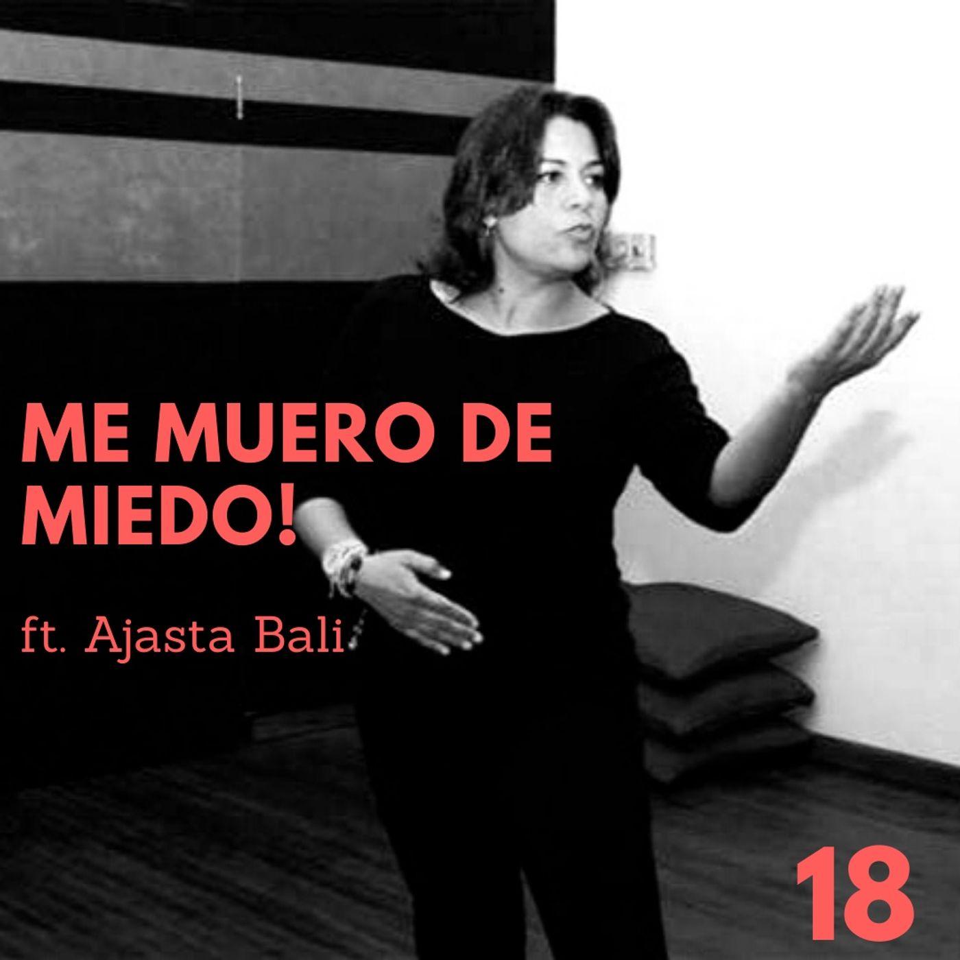 ME MUERO DE MIEDO! ft Ajasta Bali