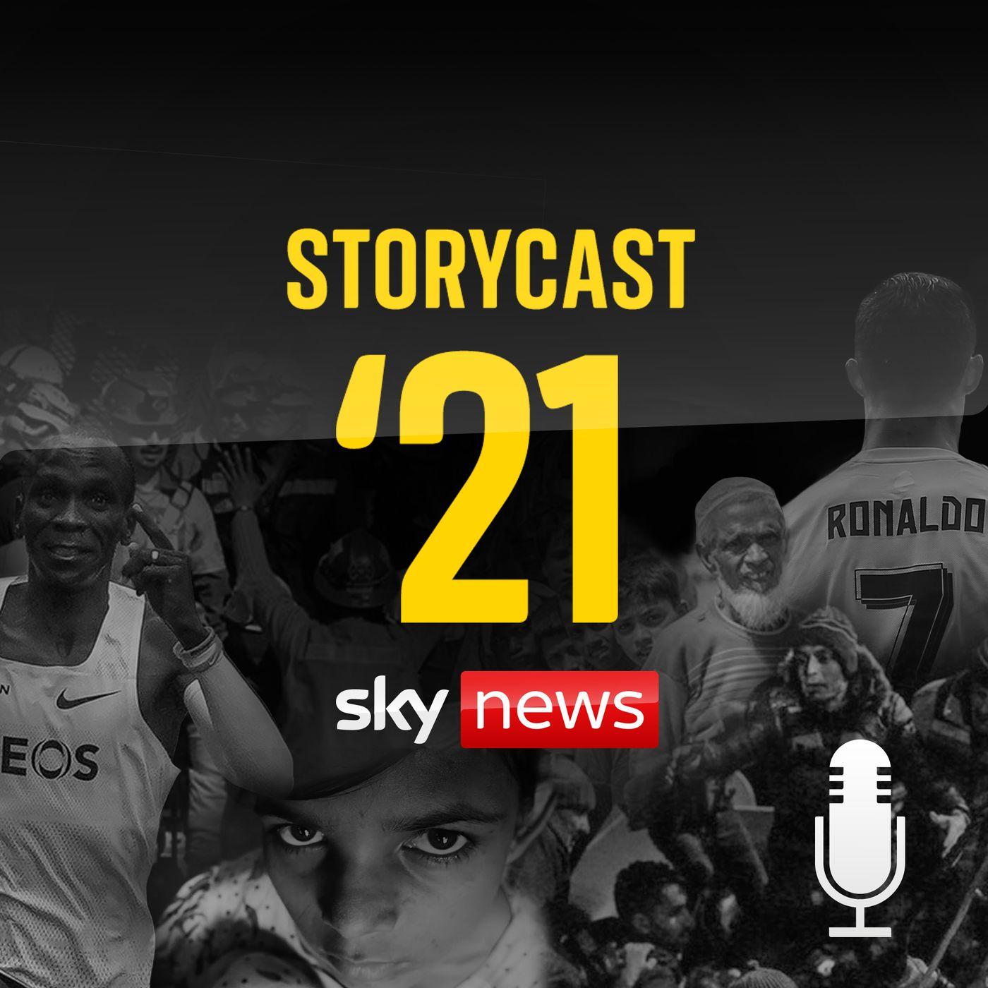 StoryCast '21: EP3/21 Marathon Man