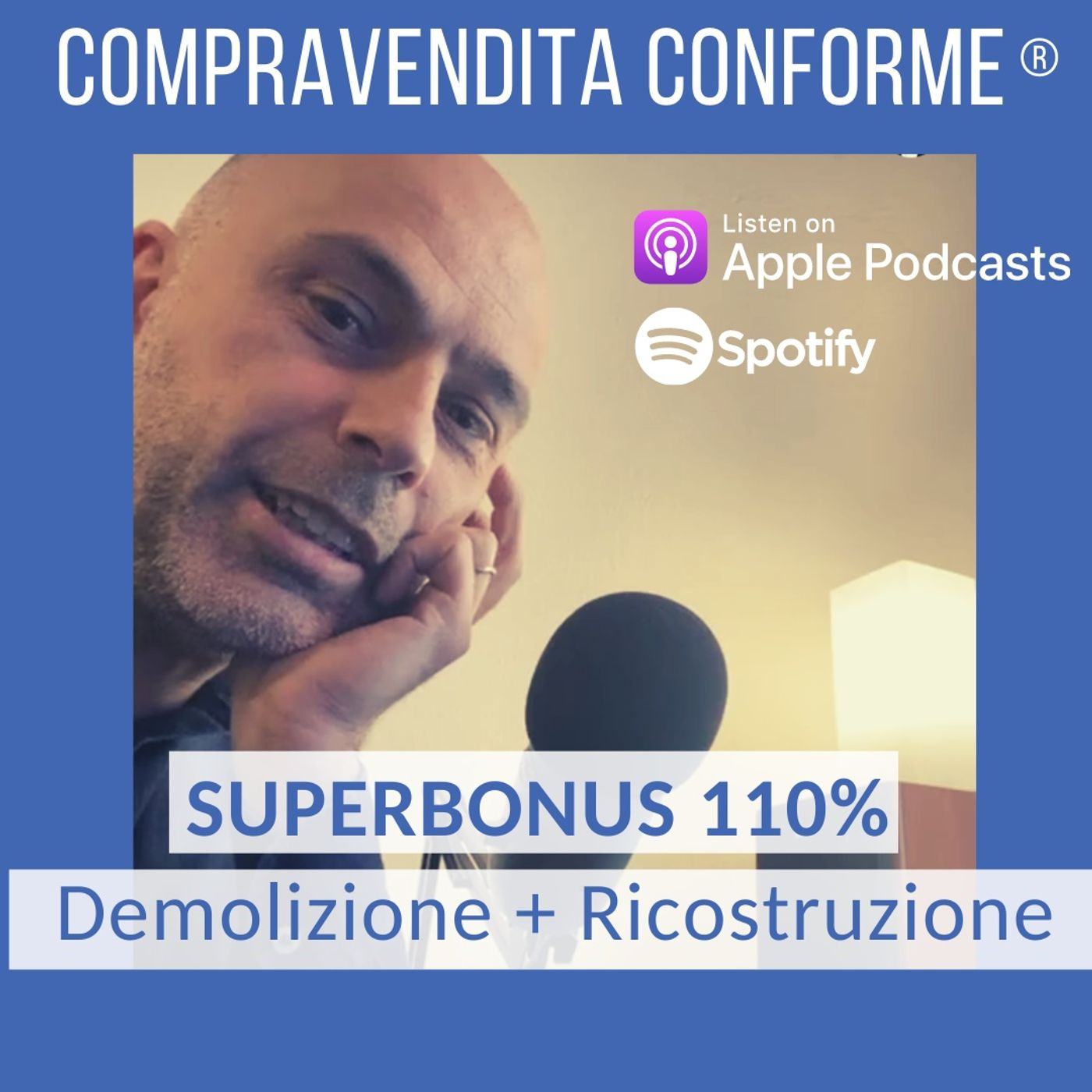 SuperBONUS 110 + PIANO CASA + DEMOLIZIONE RICOSTRUZIONE