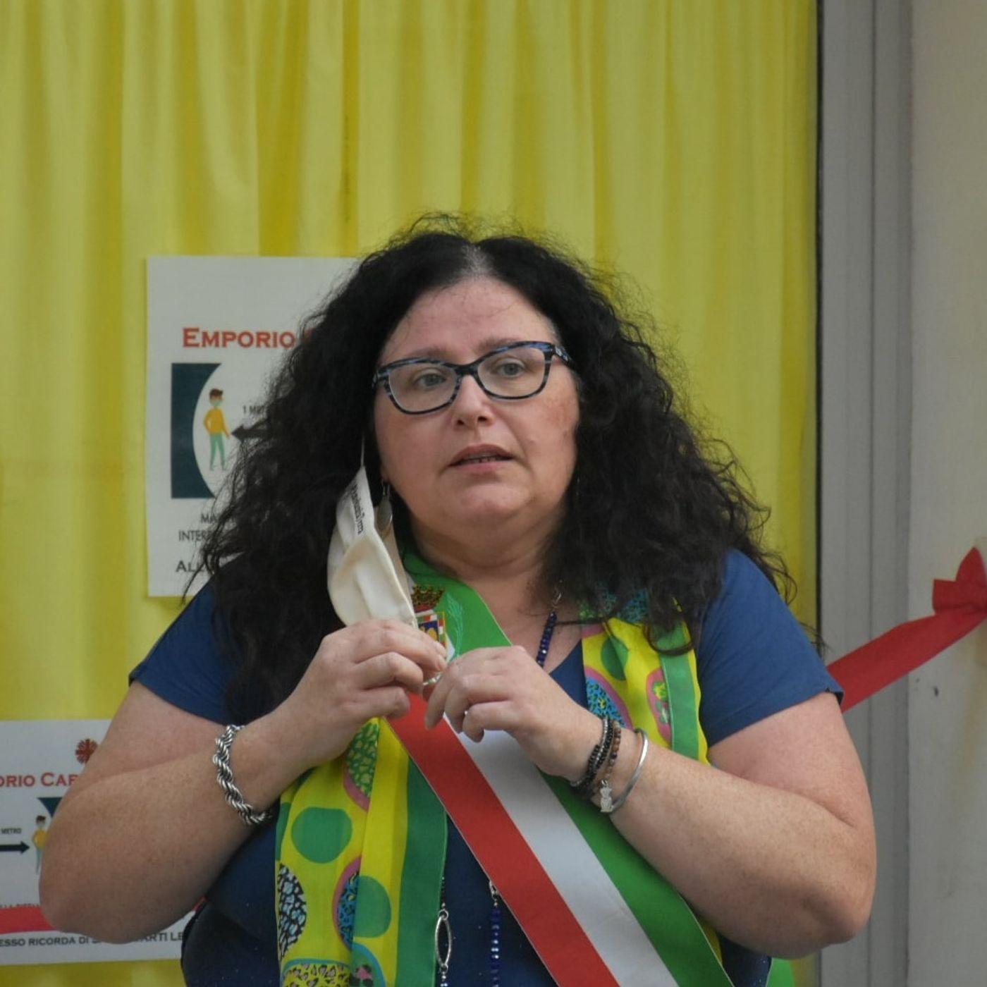 Emporio Caritas a Formia - Le parole di Paola Villa