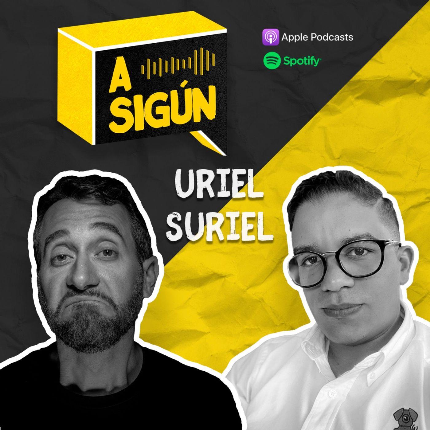 013. A SIGÚN: Uriel Suriel