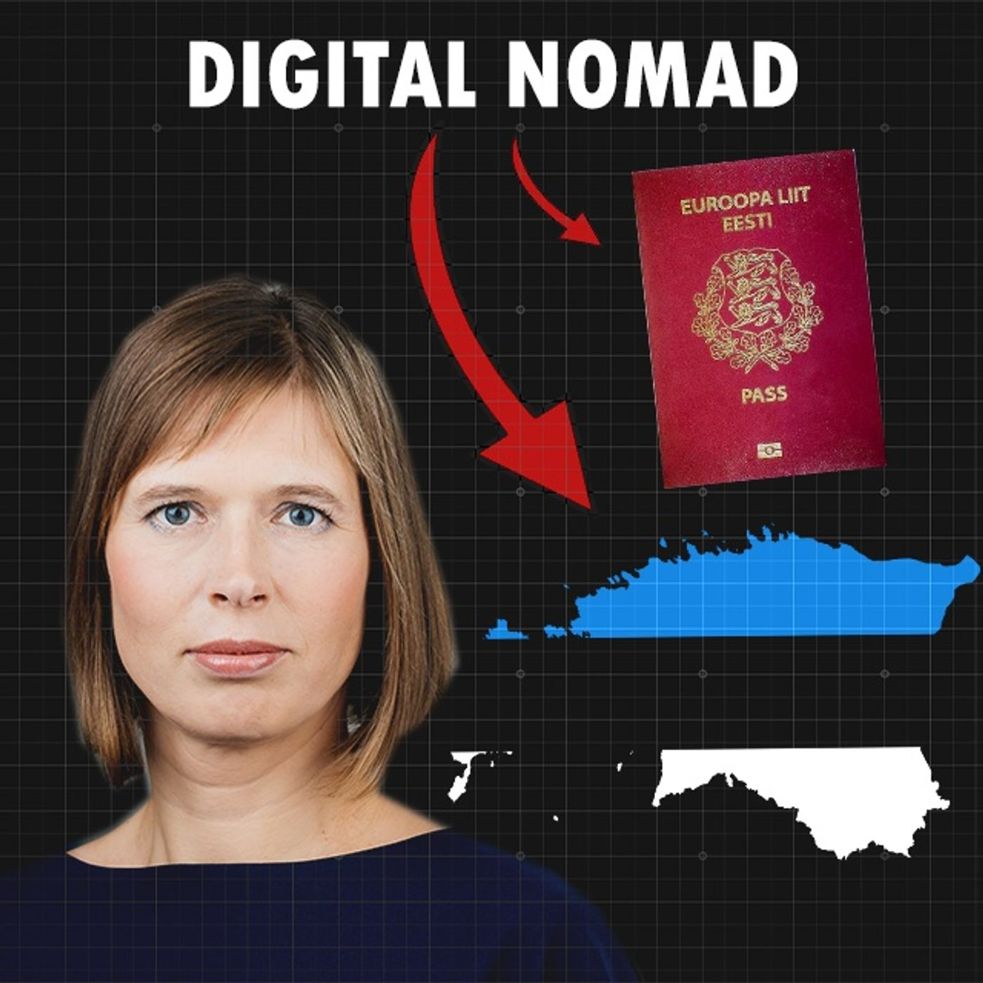 """Perché i """"nomadi digitali"""" sono un problema per l'UE ma non l'Estonia"""